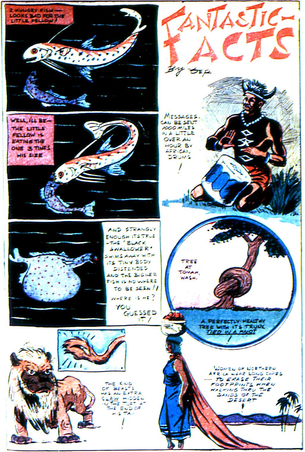 Read online Adventure Comics (1938) comic -  Issue #42 - 27