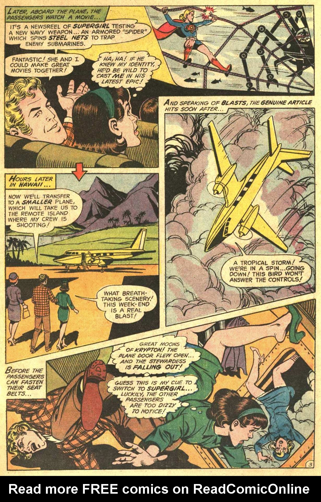 Read online Action Comics (1938) comic -  Issue #372 - 21