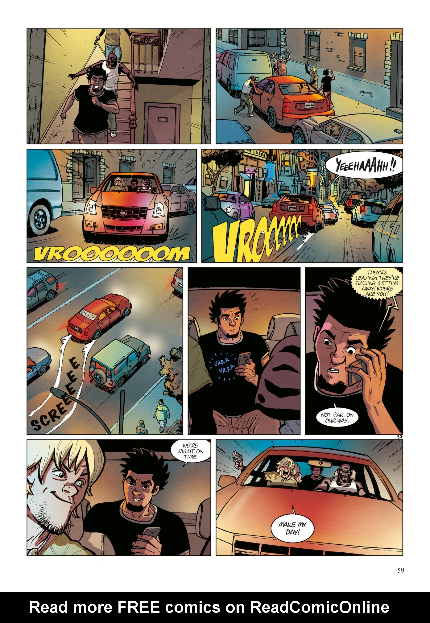 Read online Alter Ego comic -  Issue #6 - 61