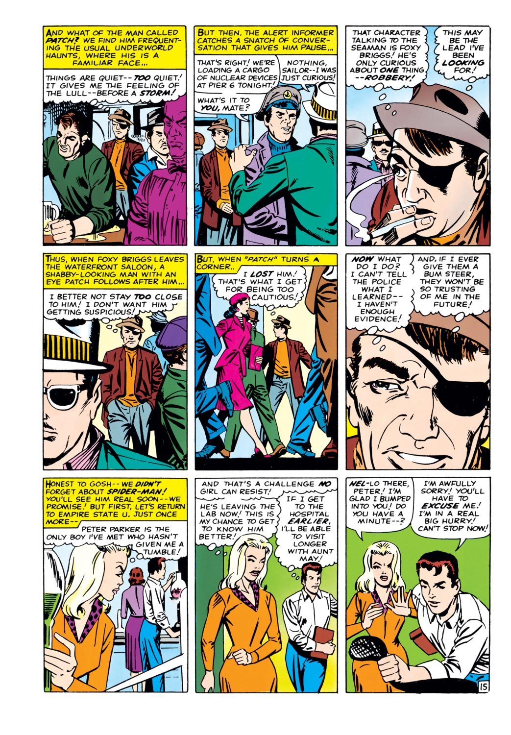 The Amazing Spider-Man (1963) 31 Page 15