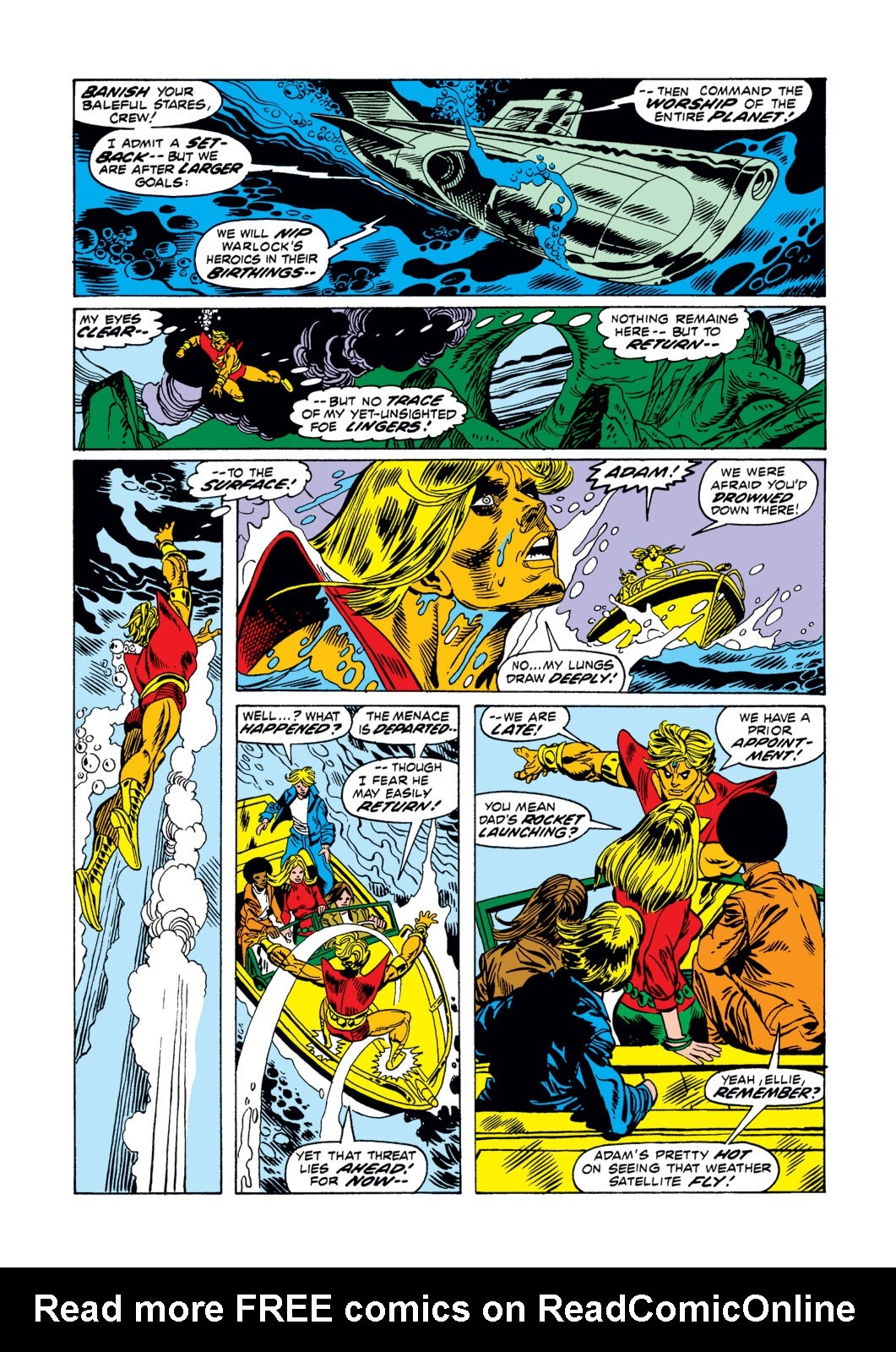 Warlock (1972) issue 3 - Page 12