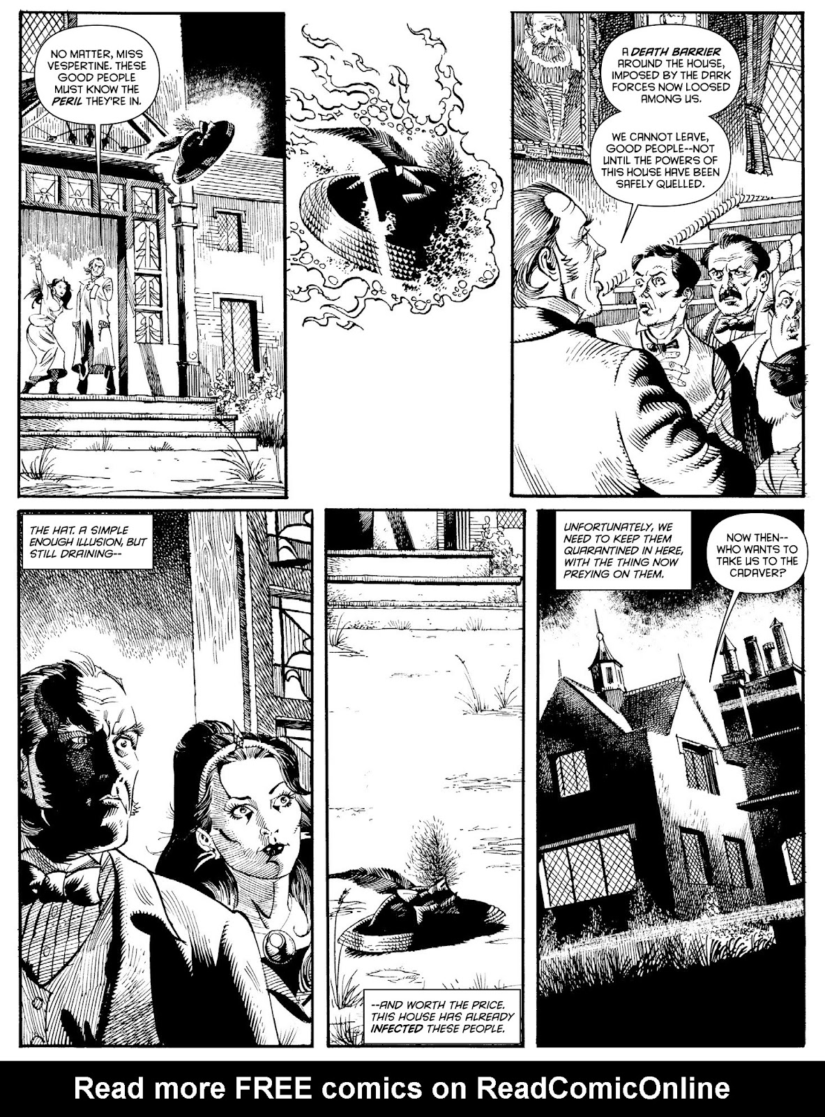Judge Dredd Megazine (Vol. 5) issue 427 - Page 85