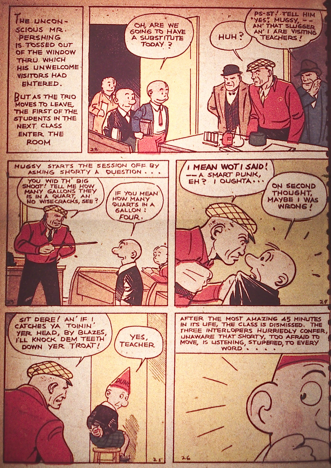 Read online Detective Comics (1937) comic -  Issue #5 - 8