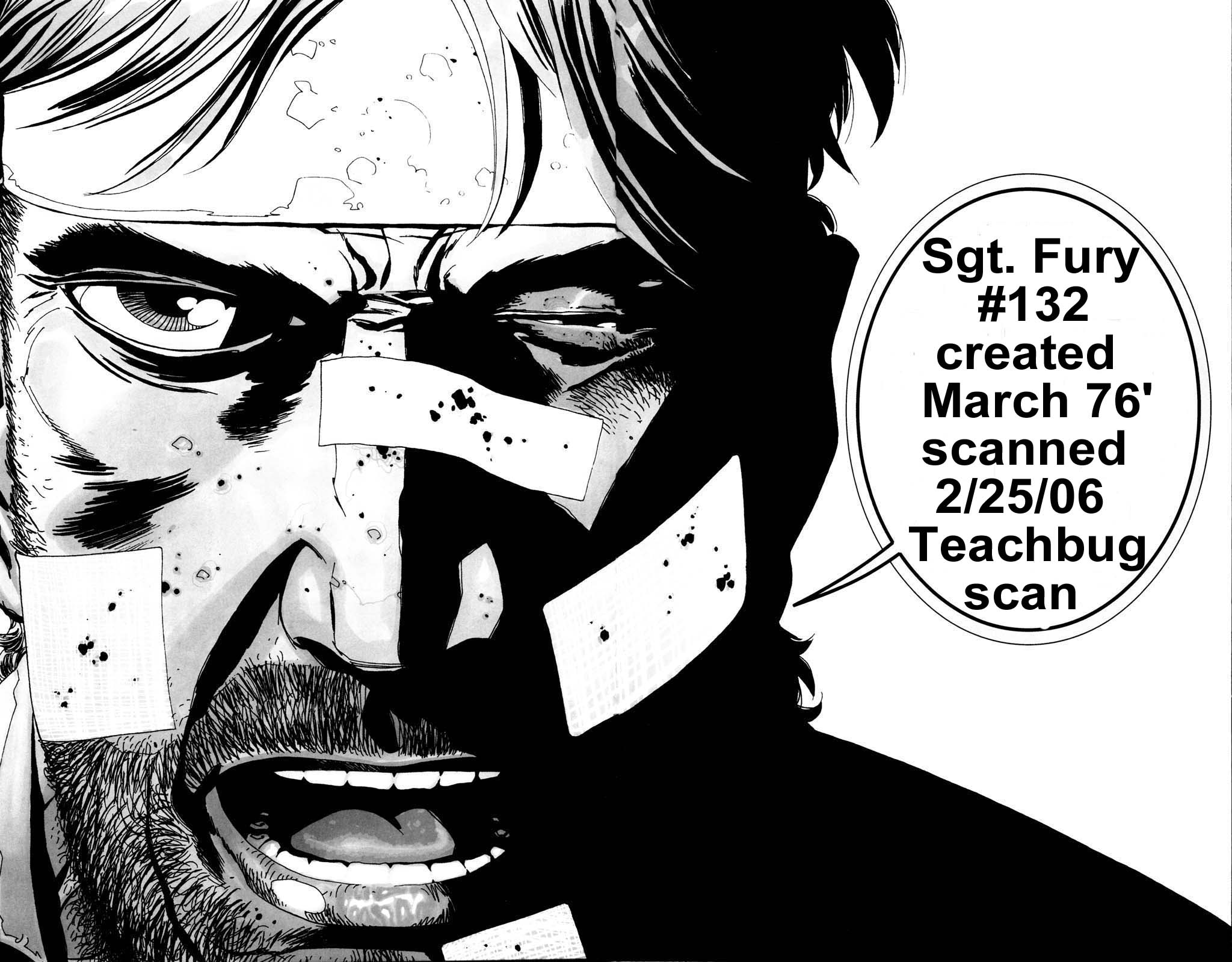 Read online Sgt. Fury comic -  Issue #132 - 37