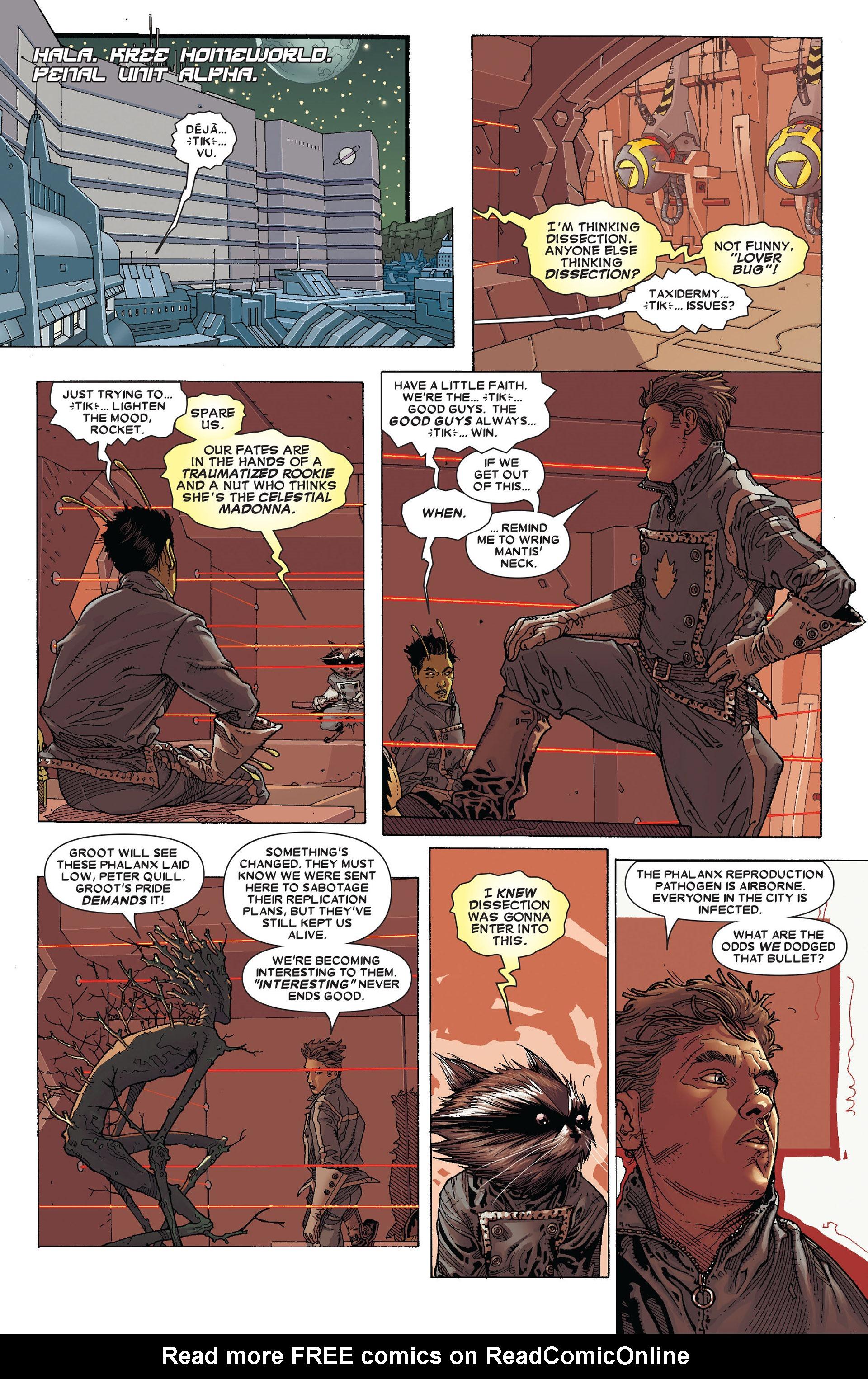 Annihilation: Conquest - Starlord 4 Page 2