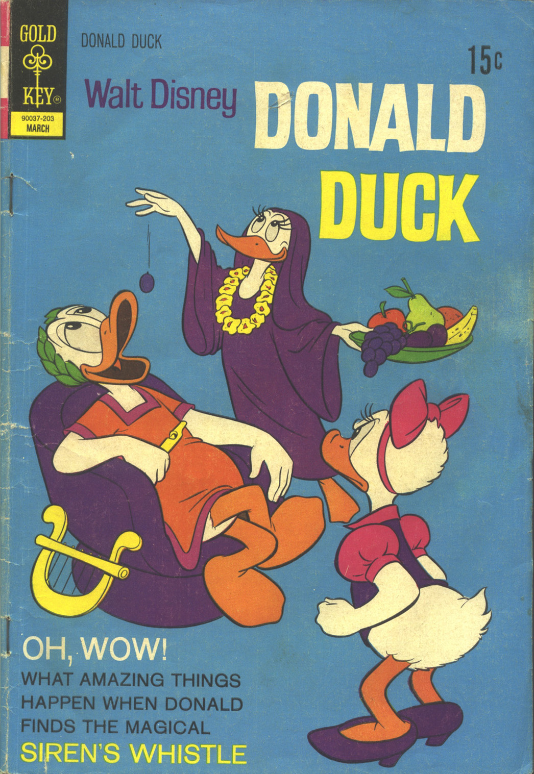 Donald Duck (1962) 142 Page 1