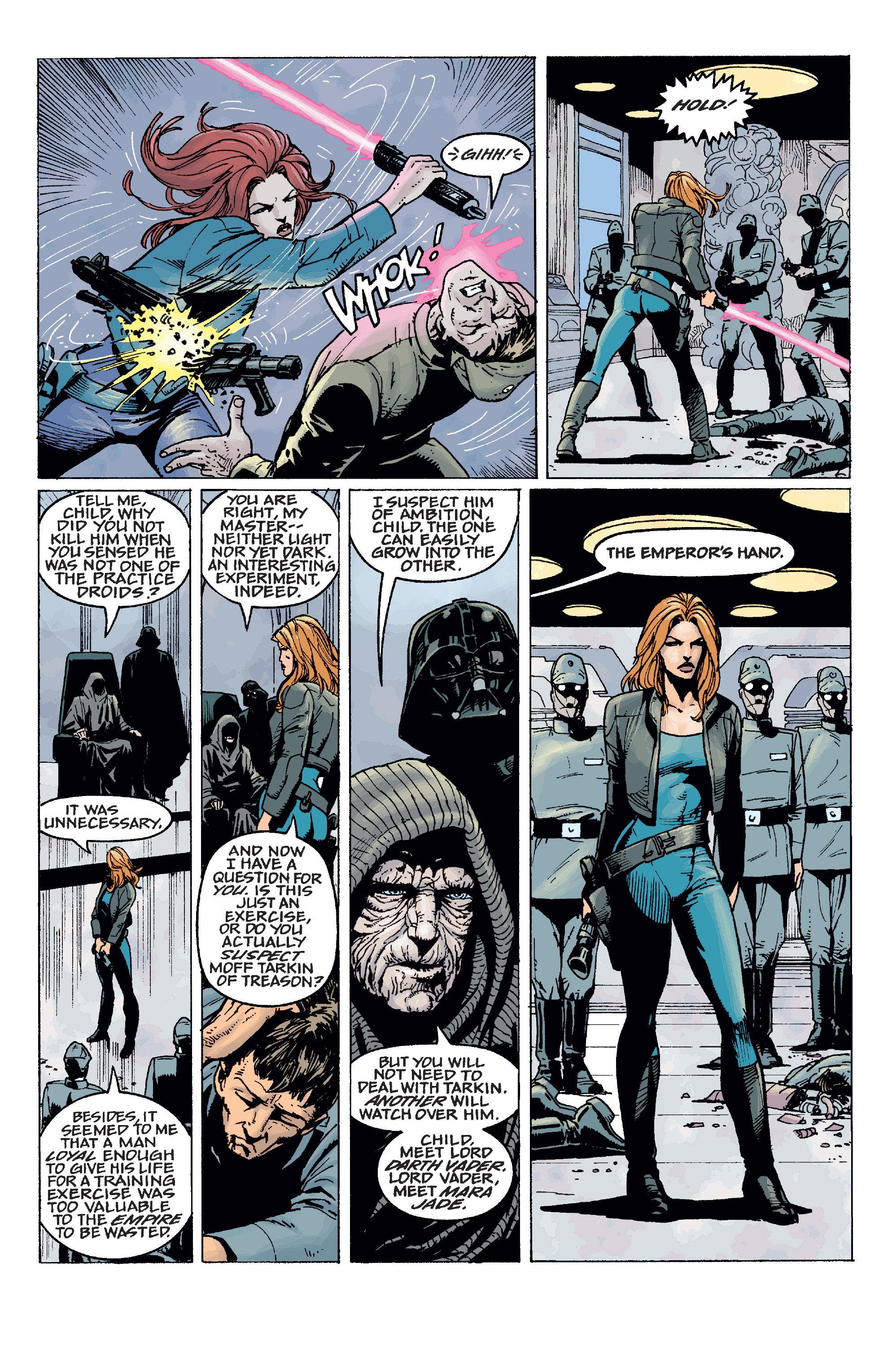 Read online Star Wars Omnibus comic -  Issue # Vol. 11 - 159