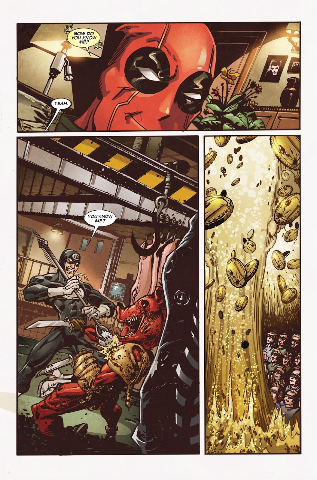 Read online Deadpool (2008) comic -  Issue #49.1 - 10
