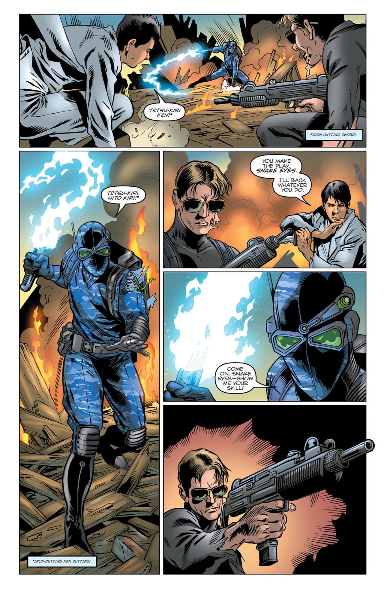 G.I. Joe: A Real American Hero 172 Page 16