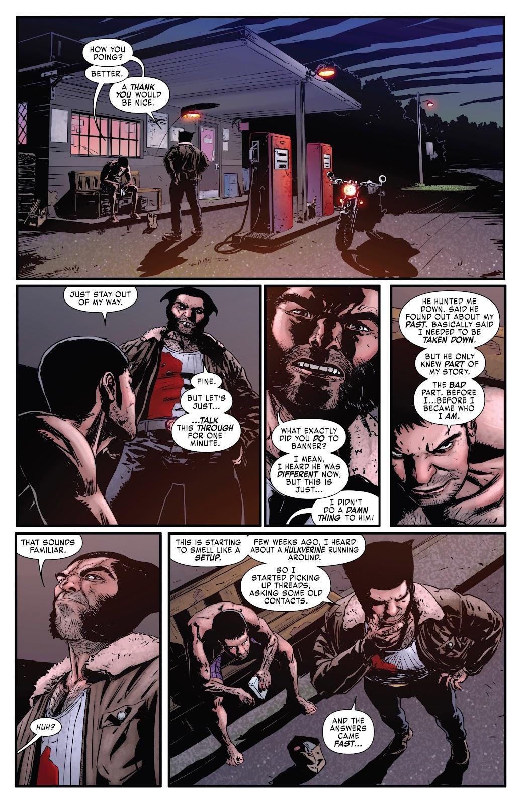 Read online Hulkverines comic -  Issue #2 - 22