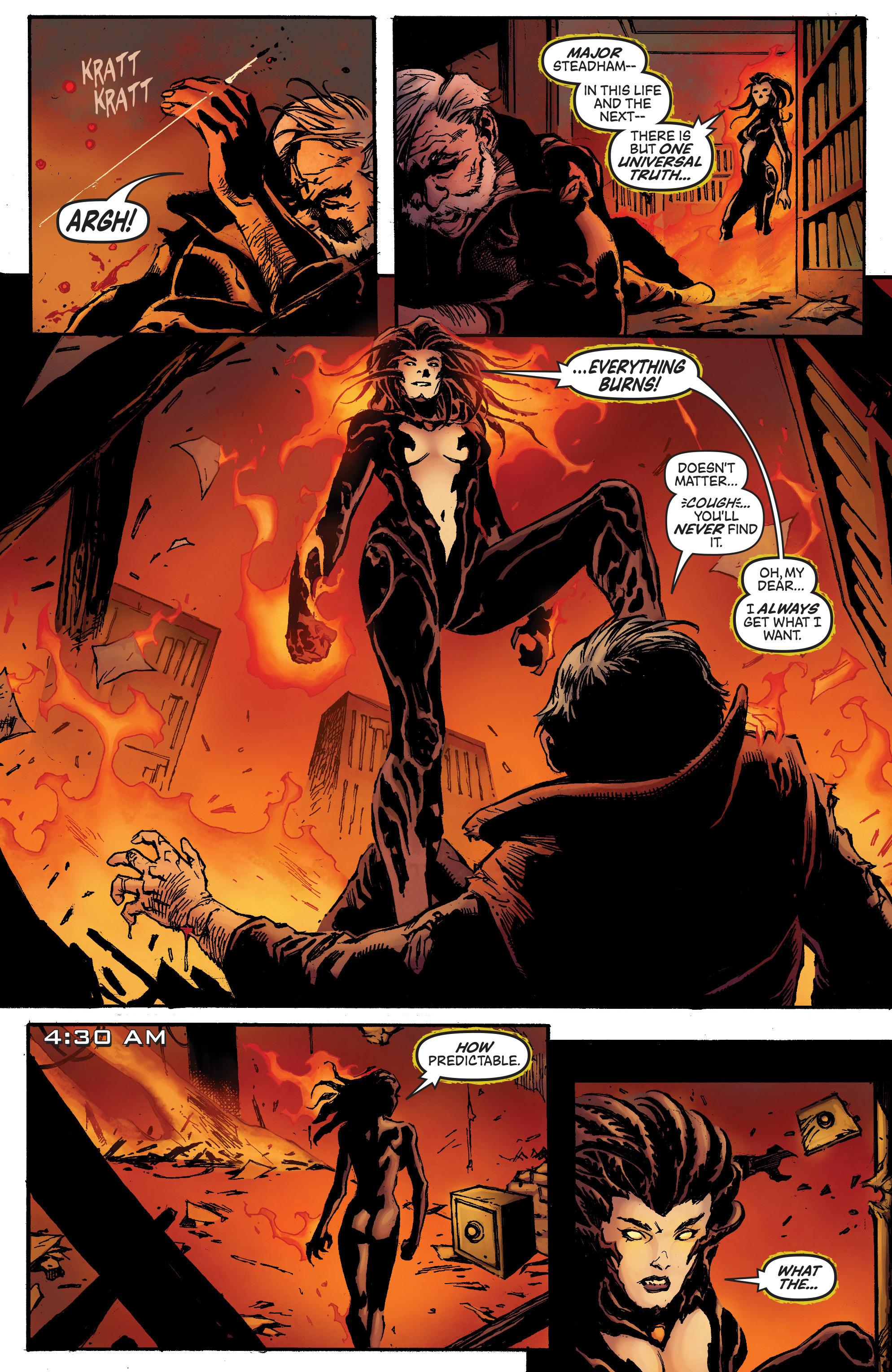 Read online IXth Generation Hidden Files comic -  Issue #1 - 27