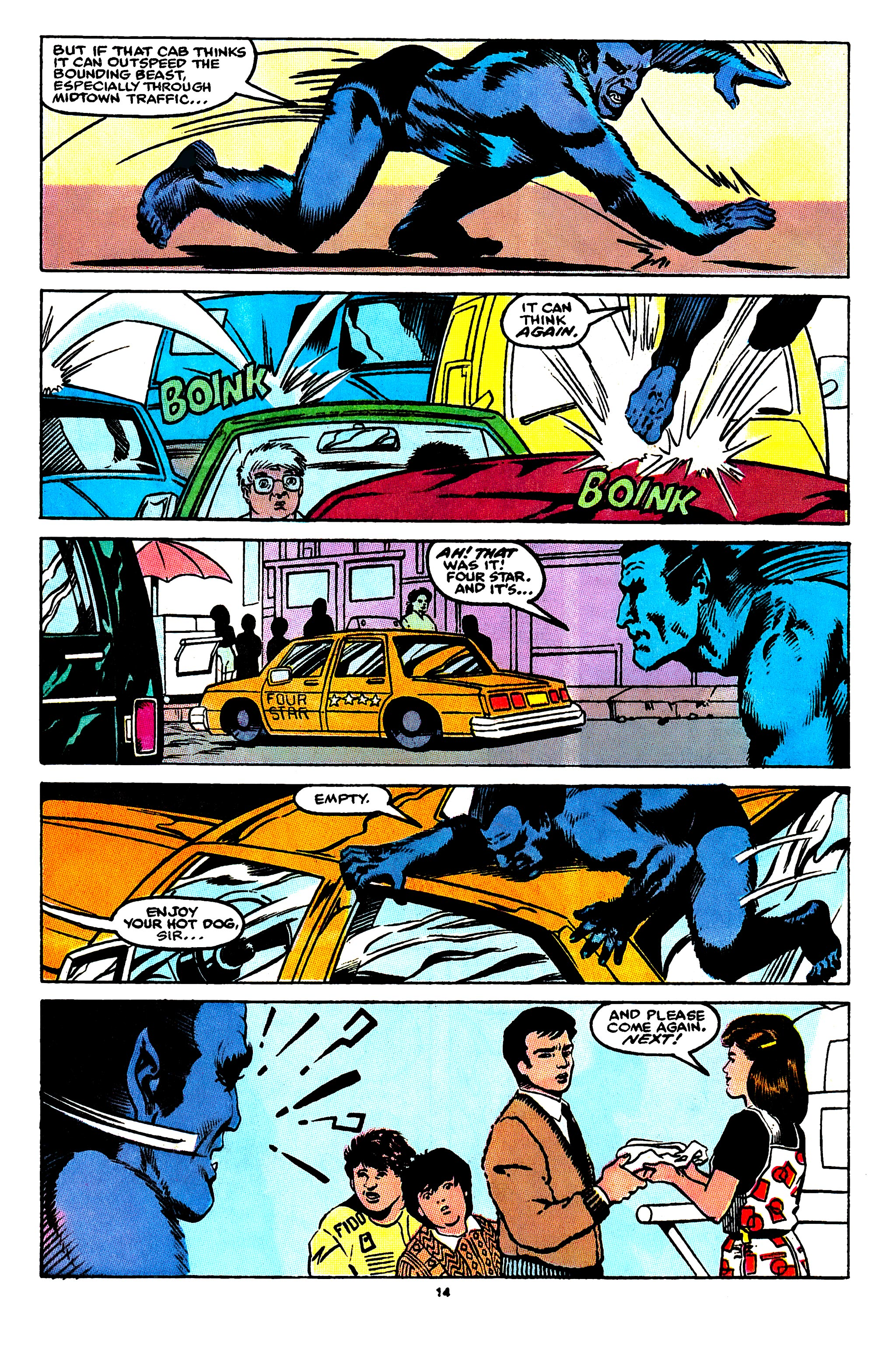 Read online X-Factor (1986) comic -  Issue #55 - 11