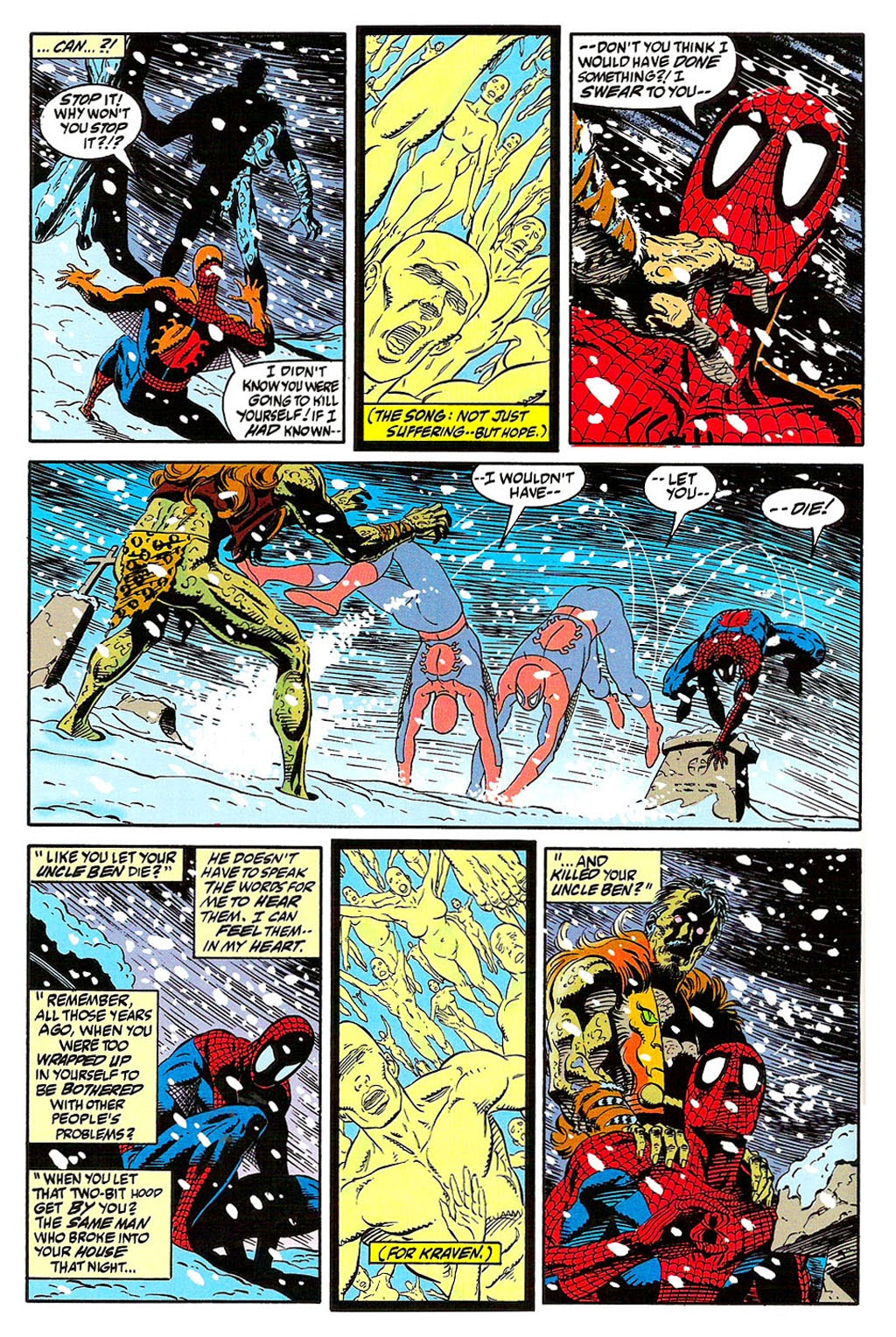 Read online The Amazing Spider-Man: Soul of the Hunter comic -  Issue # Full - 38