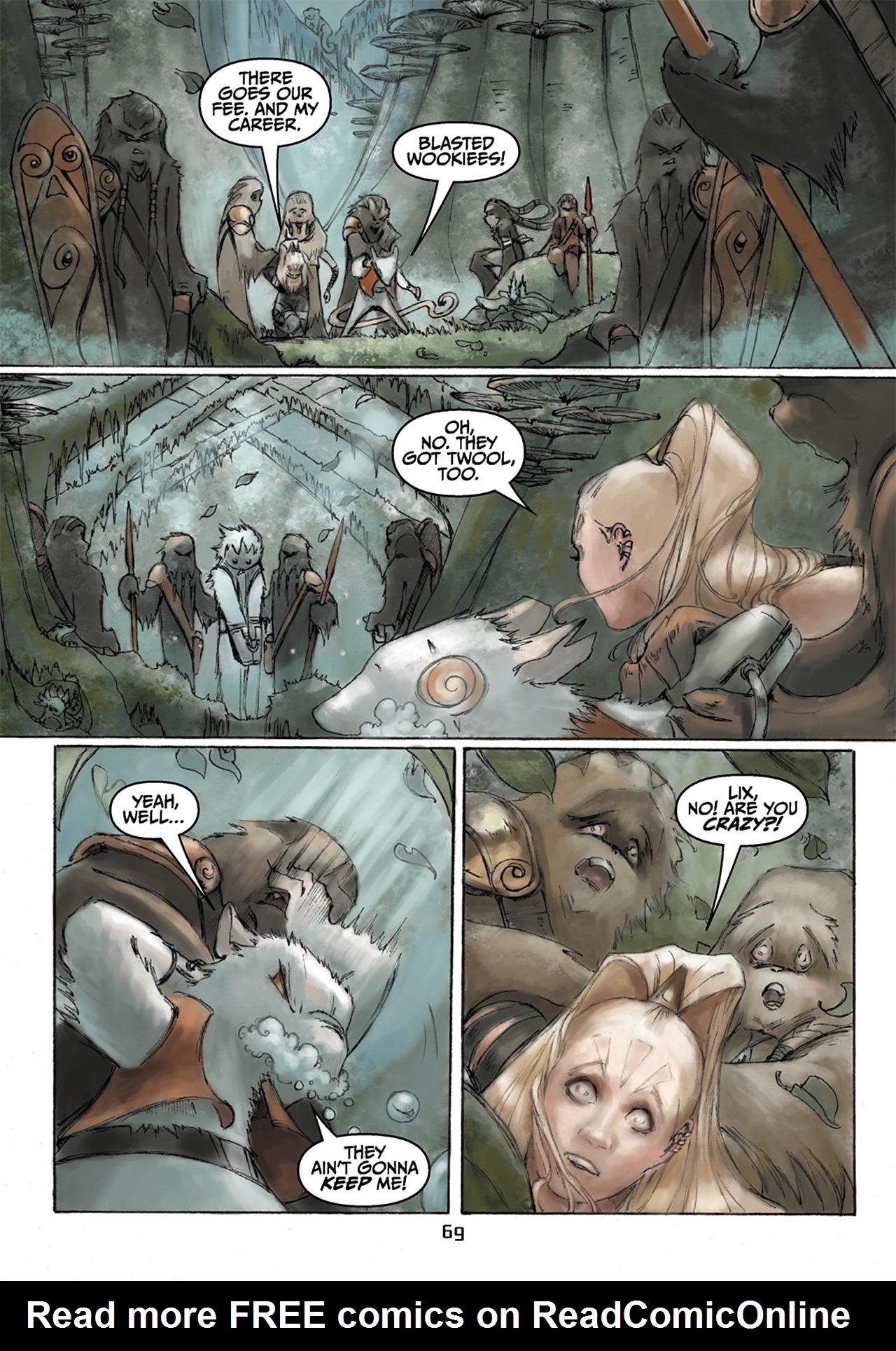 Read online Star Wars Omnibus comic -  Issue # Vol. 33 - 467