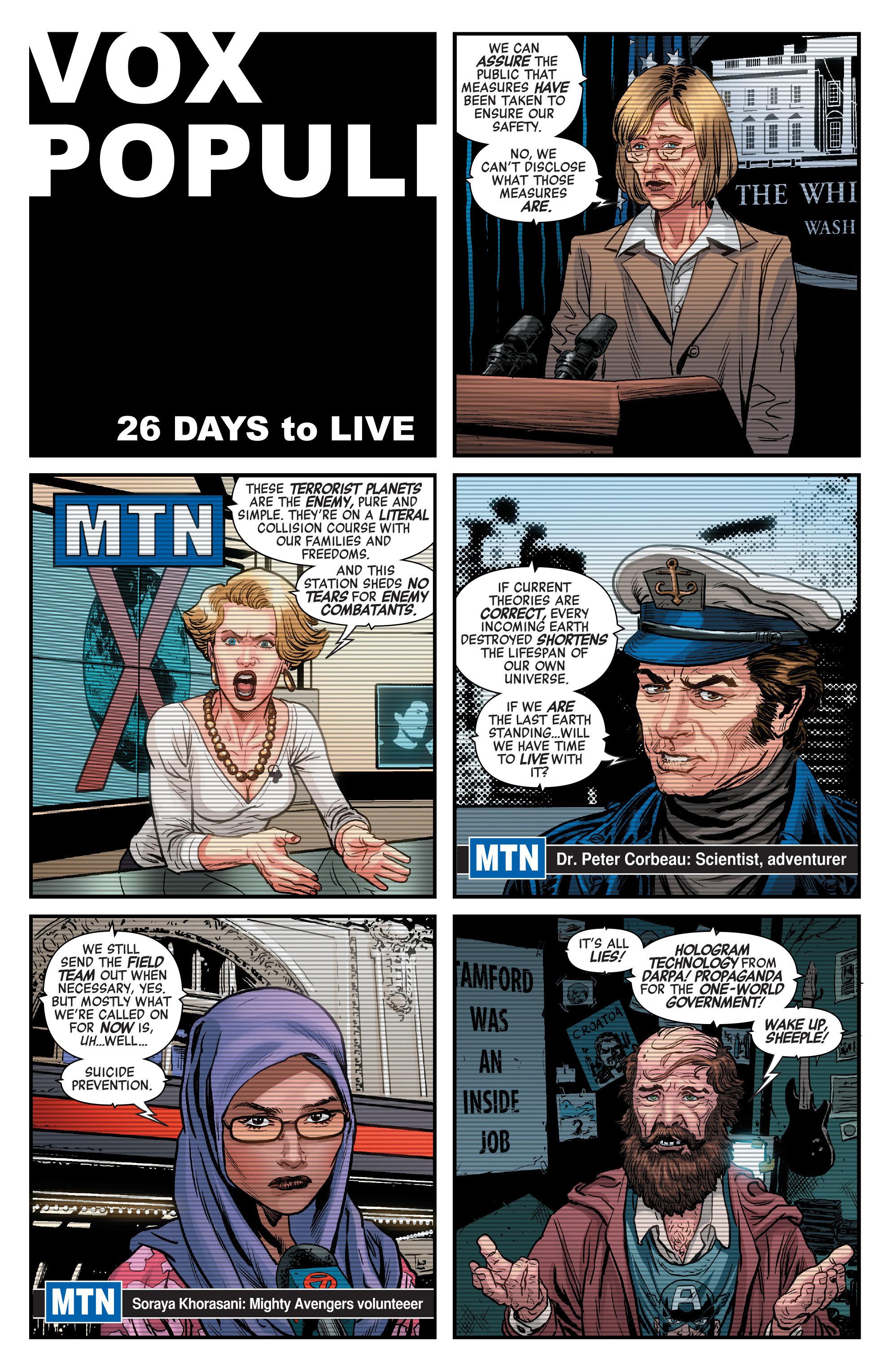 Read online Secret Wars: Last Days of the Marvel Universe comic -  Issue # TPB (Part 1) - 17