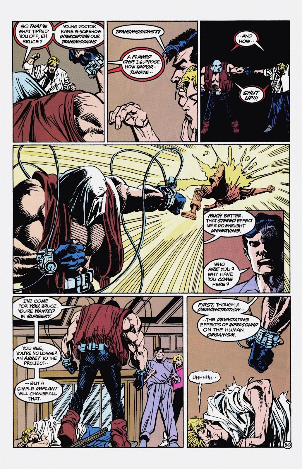 Read online Detective Comics (1937) comic -  Issue # _TPB Batman - Blind Justice (Part 1) - 55