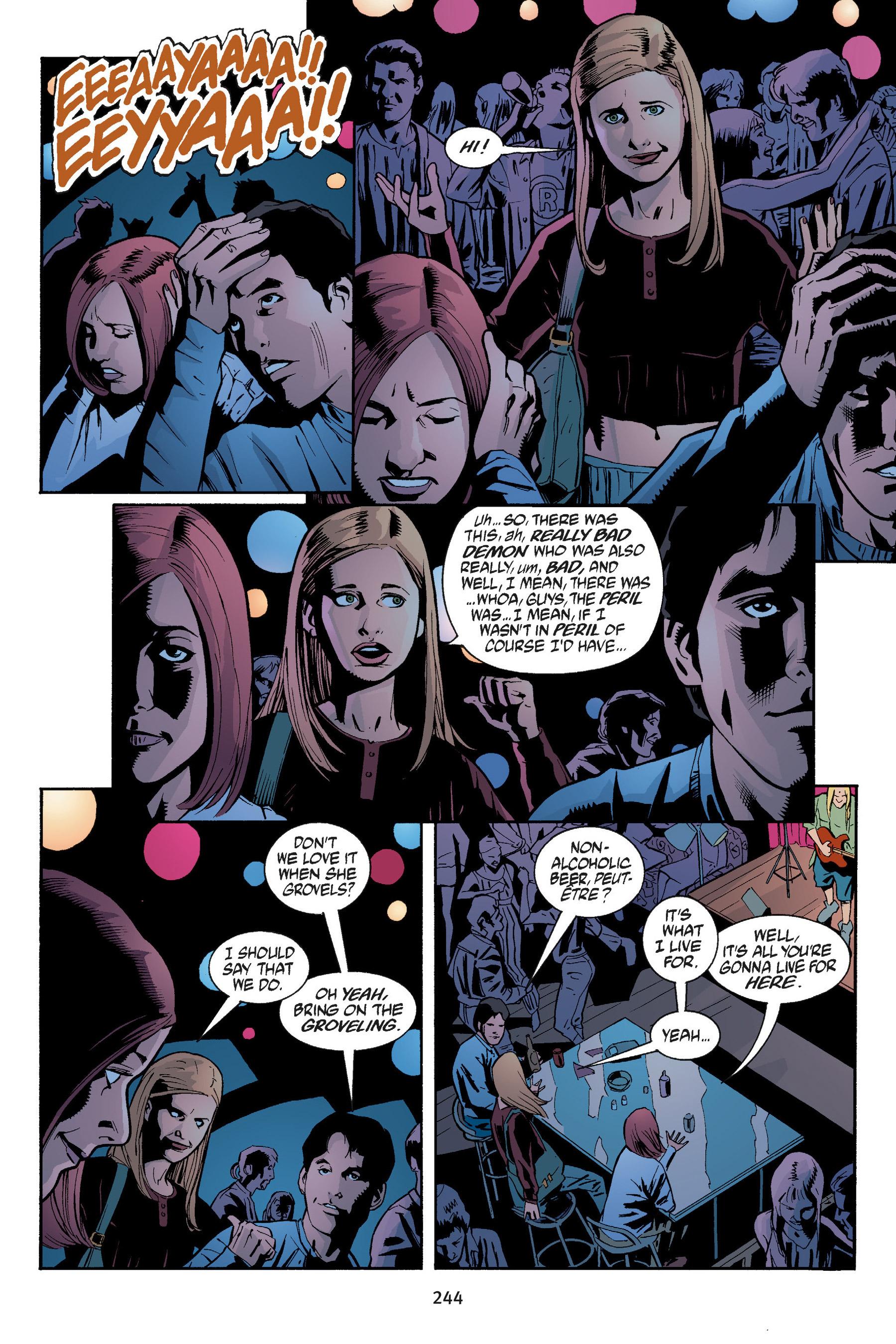 Read online Buffy the Vampire Slayer: Omnibus comic -  Issue # TPB 5 - 243