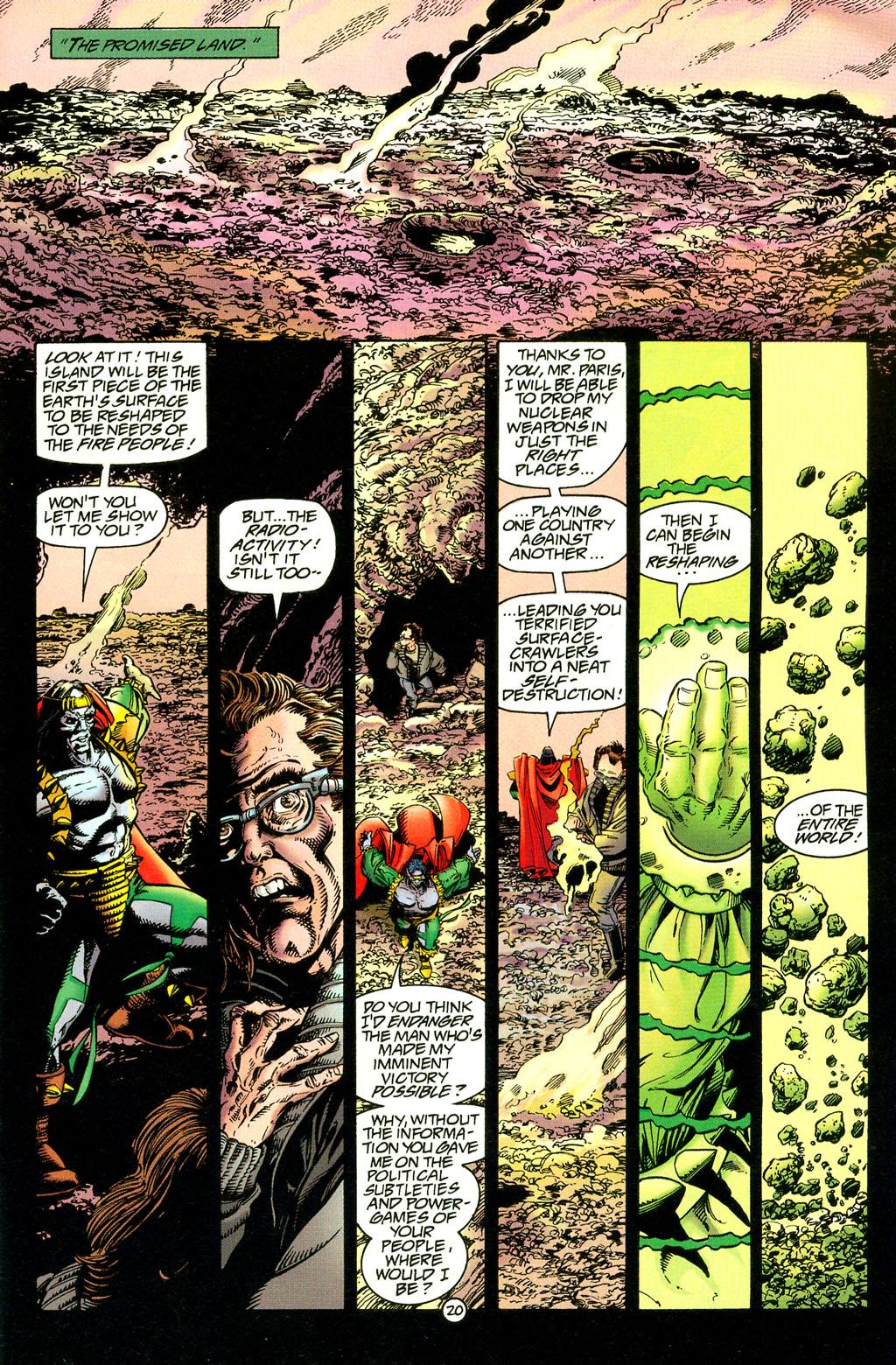 Read online UltraForce (1994) comic -  Issue #4 - 20