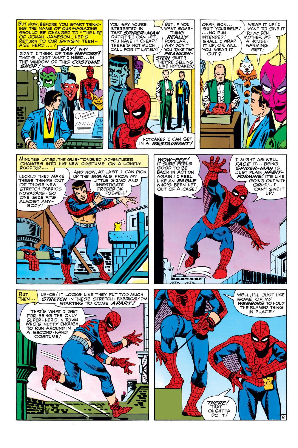 The Amazing Spider-Man (1963) 26 Page 9