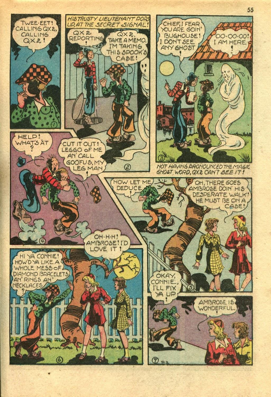 Read online Super-Magician Comics comic -  Issue #14 - 54