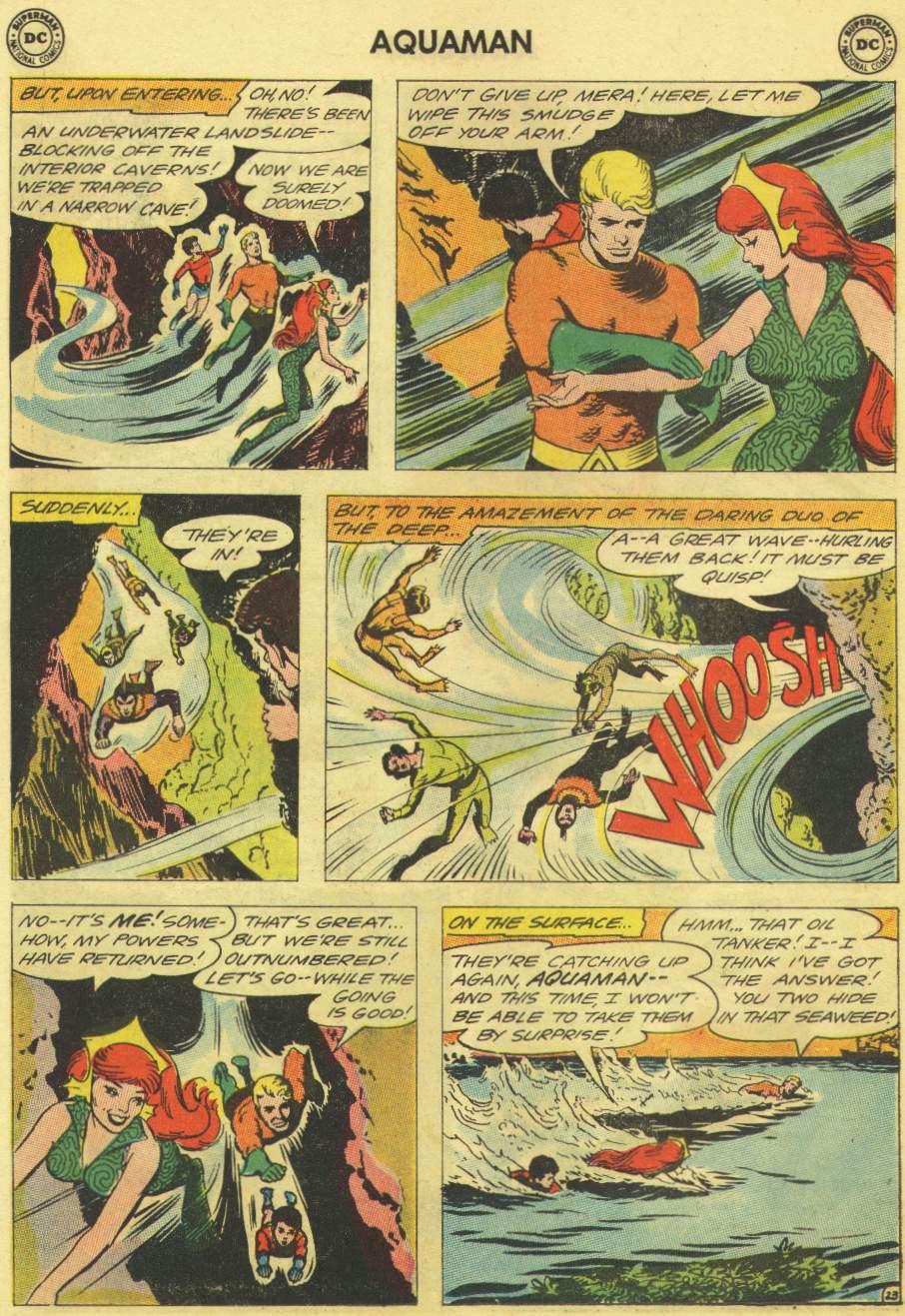 Read online Aquaman (1962) comic -  Issue #11 - 30