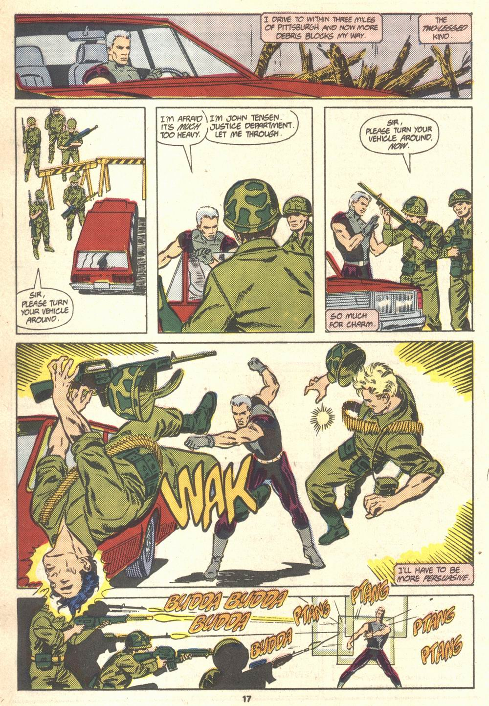 Read online Justice (1986) comic -  Issue #18 - 18