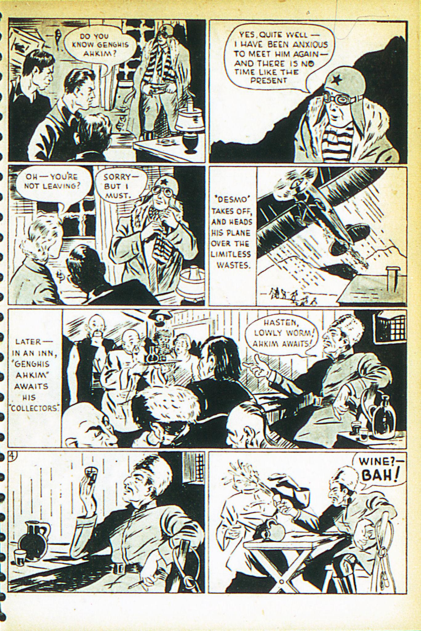 Read online Adventure Comics (1938) comic -  Issue #26 - 32