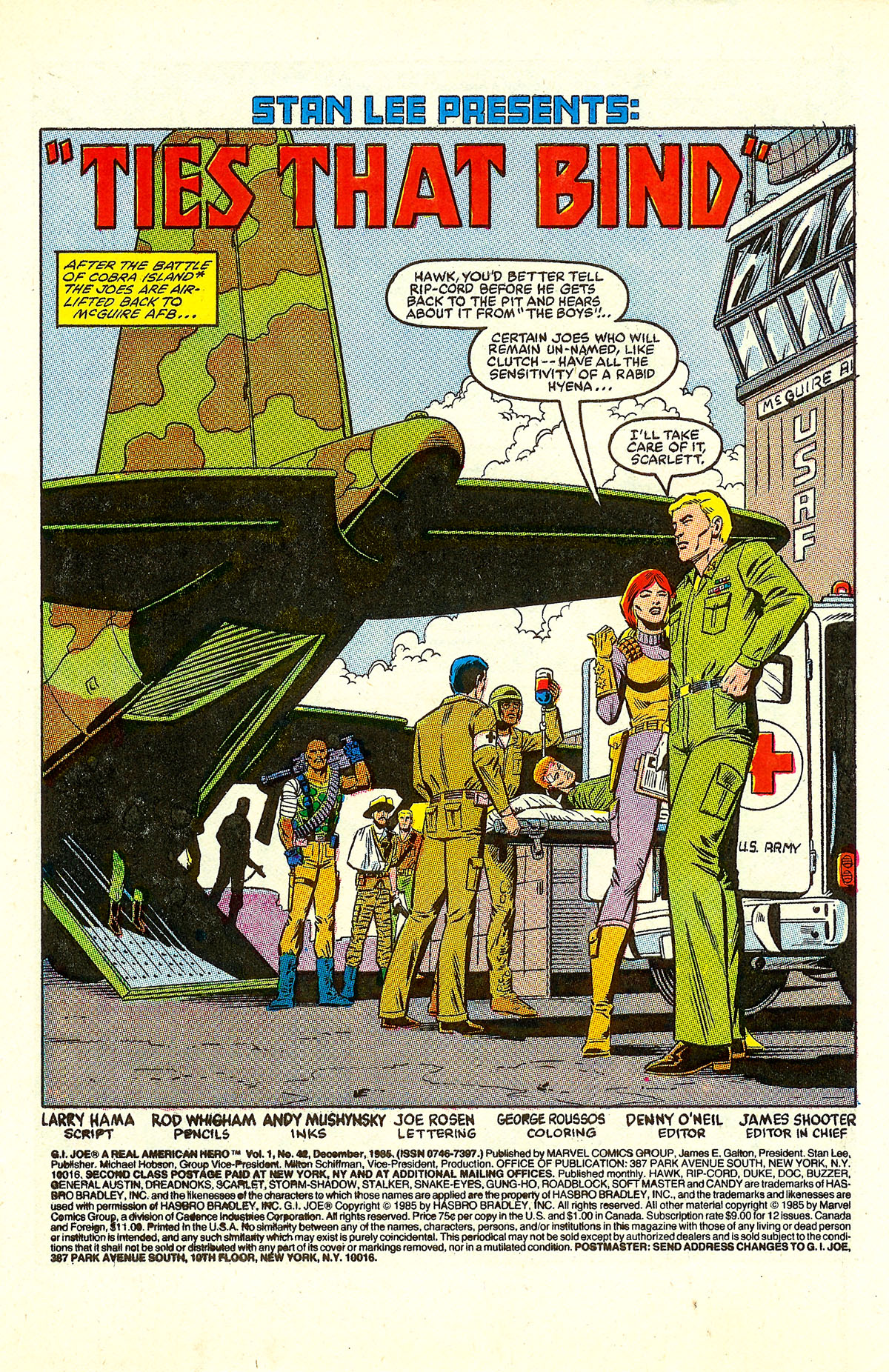 G.I. Joe: A Real American Hero 42 Page 2