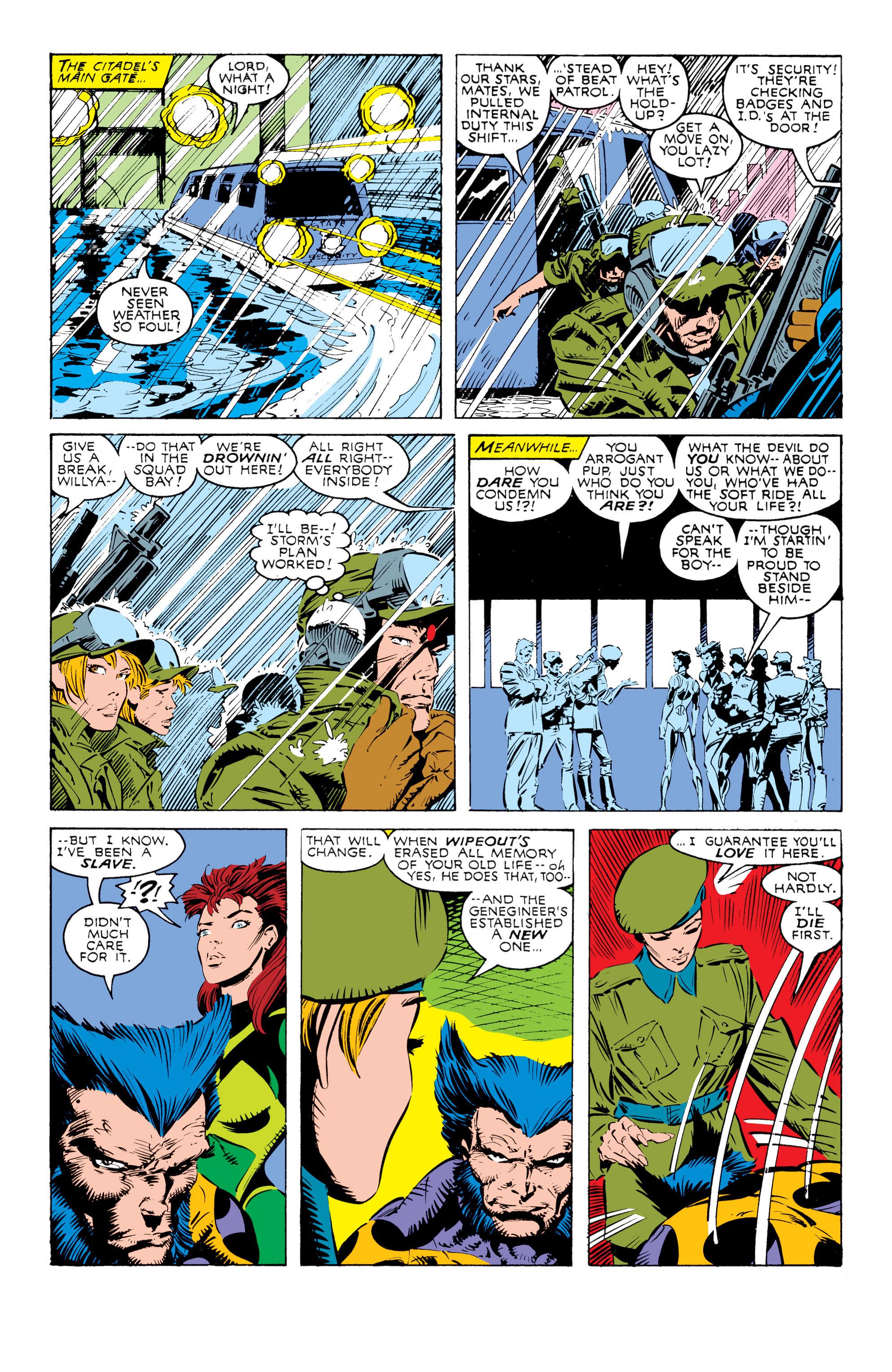 Read online Uncanny X-Men (1963) comic -  Issue #238 - 15
