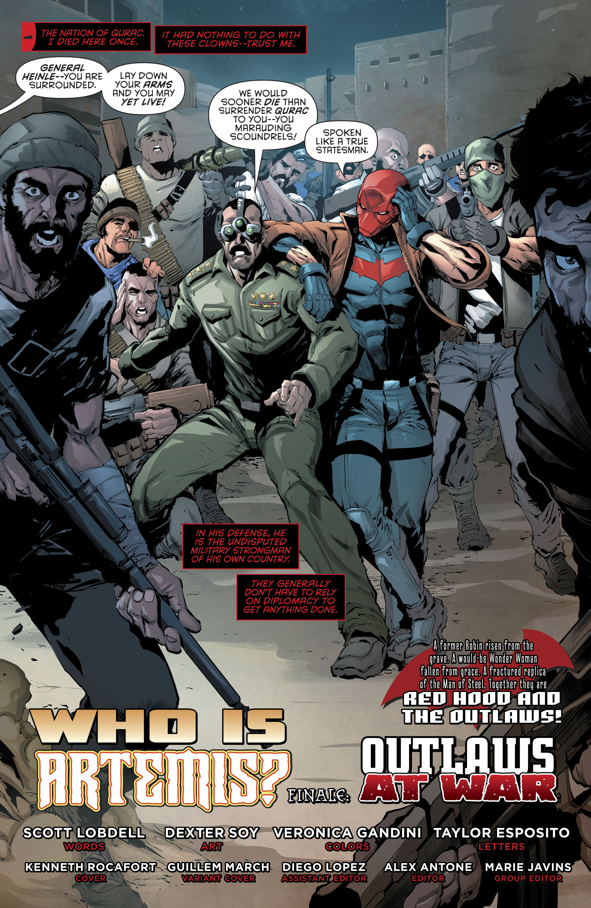 Read online Red Hood and the Outlaws (2016) comic -  Issue #11 - 4
