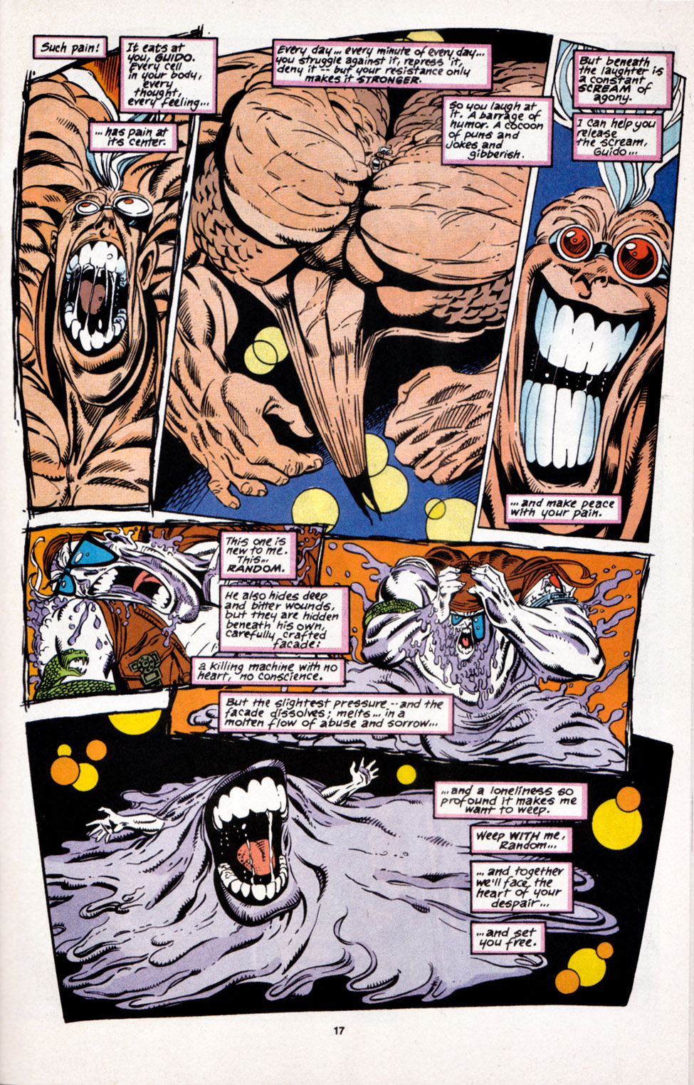 Read online X-Factor (1986) comic -  Issue #100 - 14