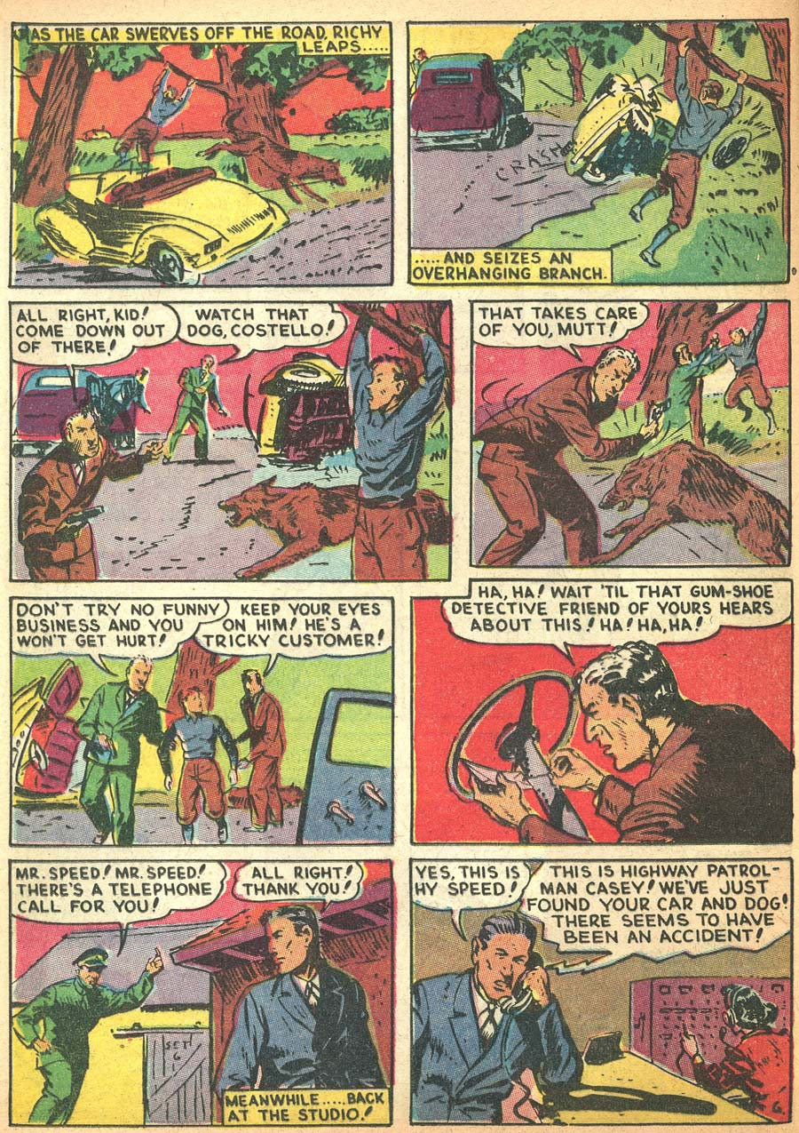 Blue Ribbon Comics (1939) issue 8 - Page 8