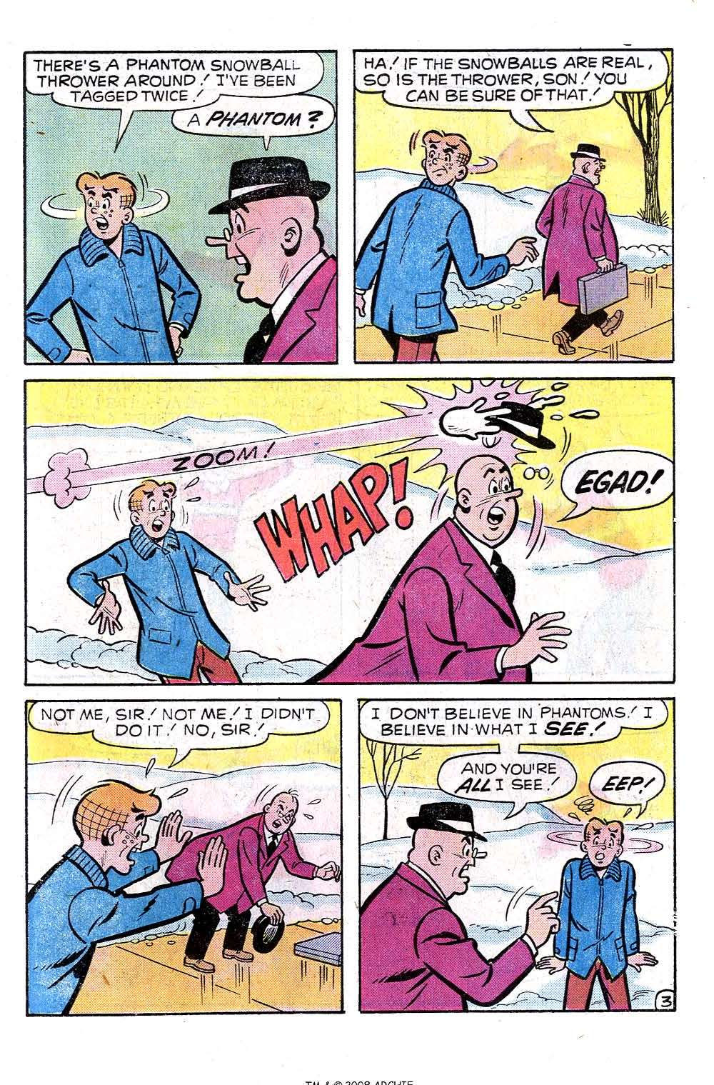 Read online Archie (1960) comic -  Issue #251 - 15