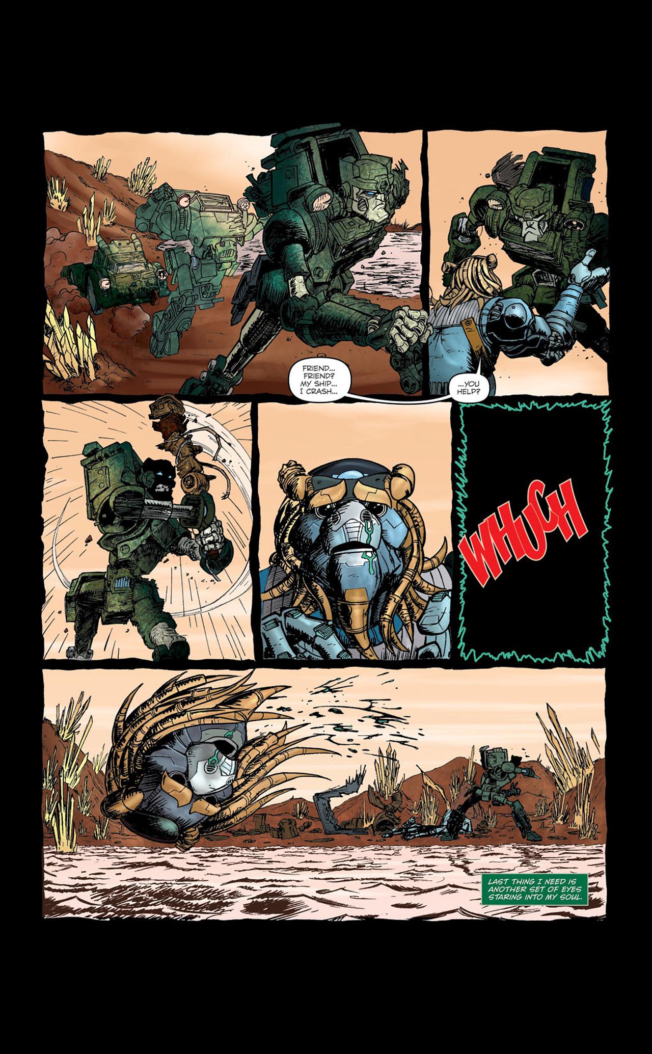 Read online Transformers Spotlight: Kup comic -  Issue # Full - 7