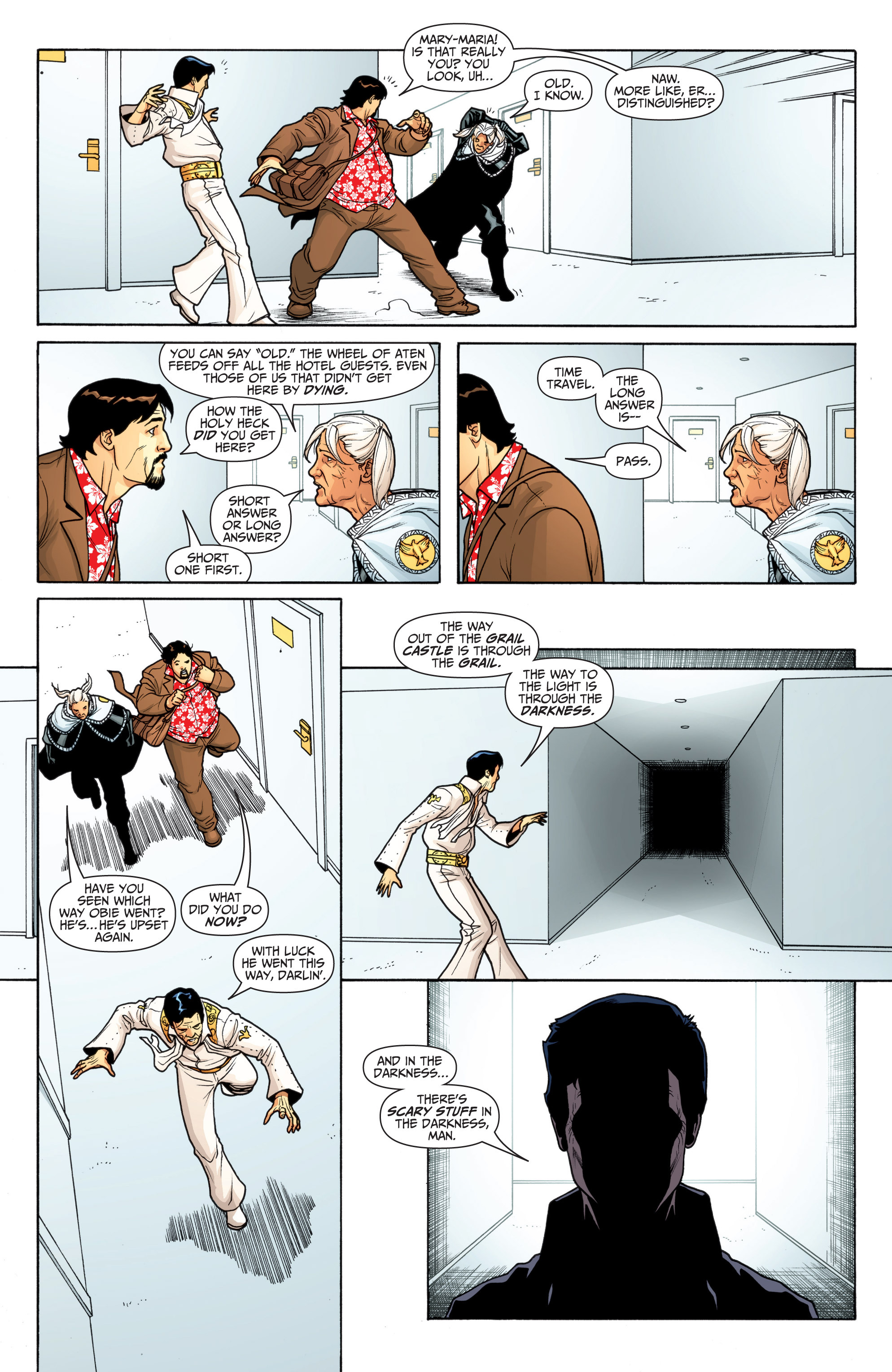 Read online Archer and Armstrong comic -  Issue #Archer and Armstrong _TPB 6 - 58