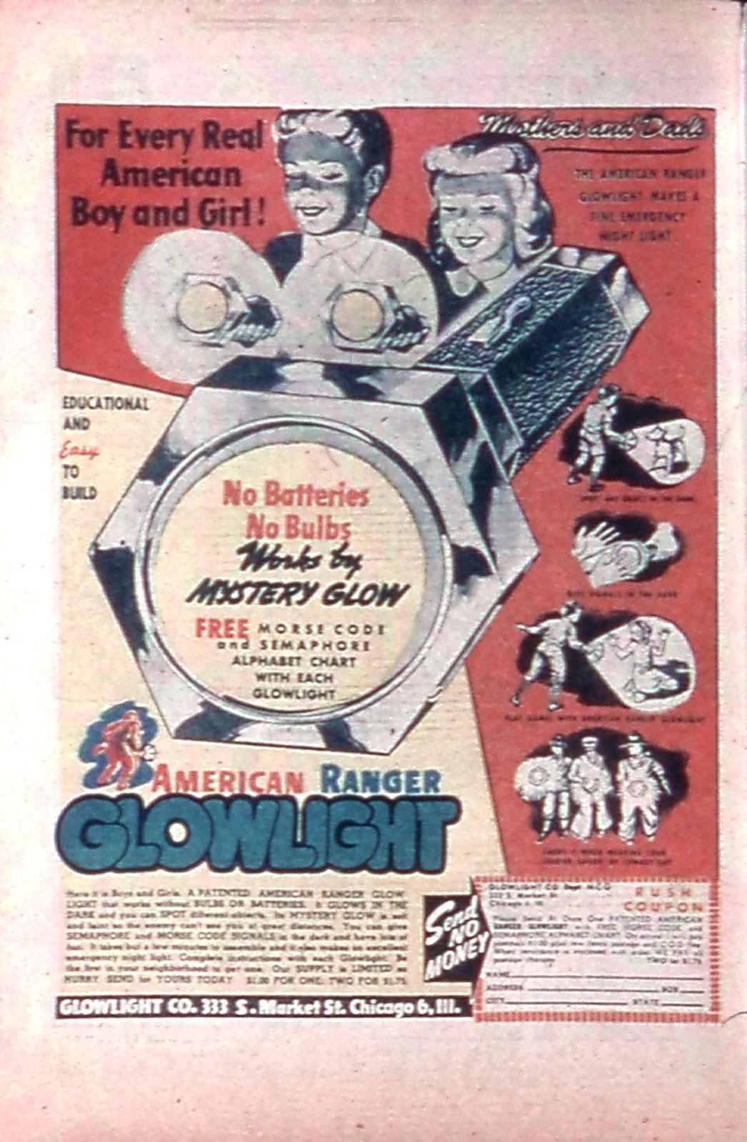 Read online Mystic Comics (1944) comic -  Issue #4 - 34