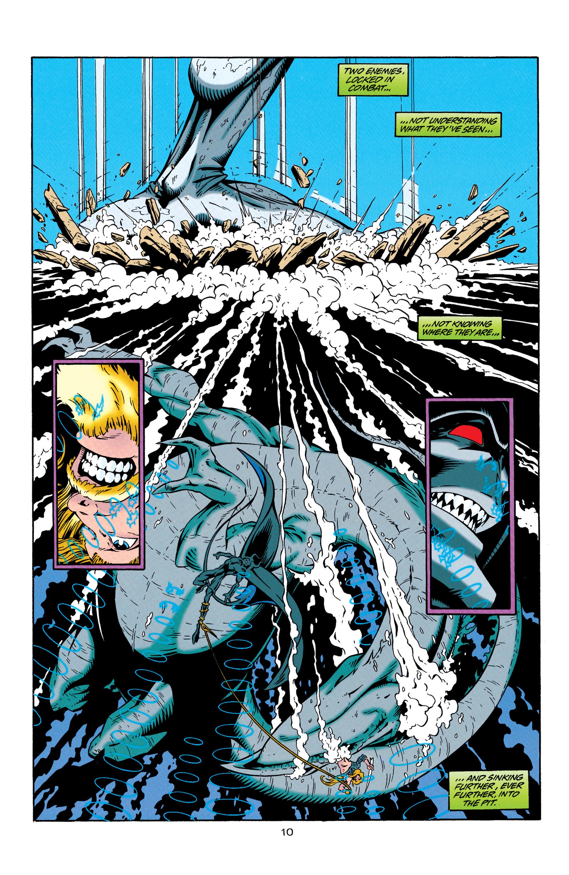 Read online Aquaman (1994) comic -  Issue #30 - 10