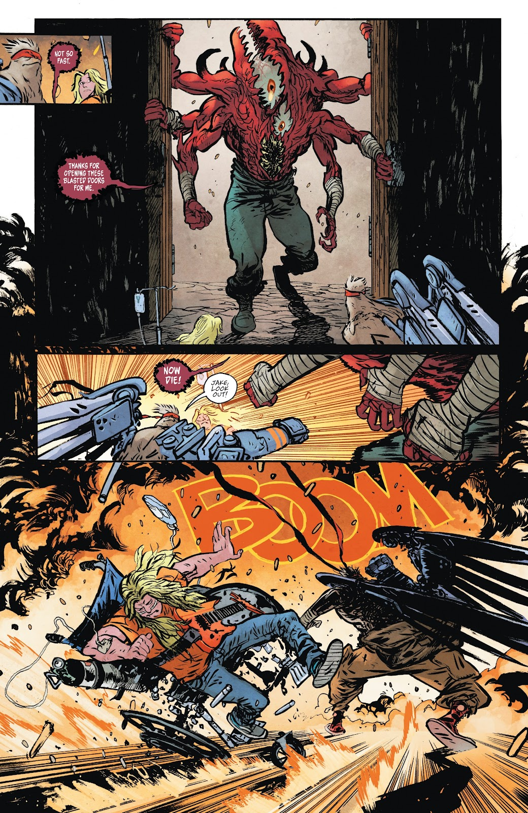 Read online Murder Falcon comic -  Issue #8 - 10
