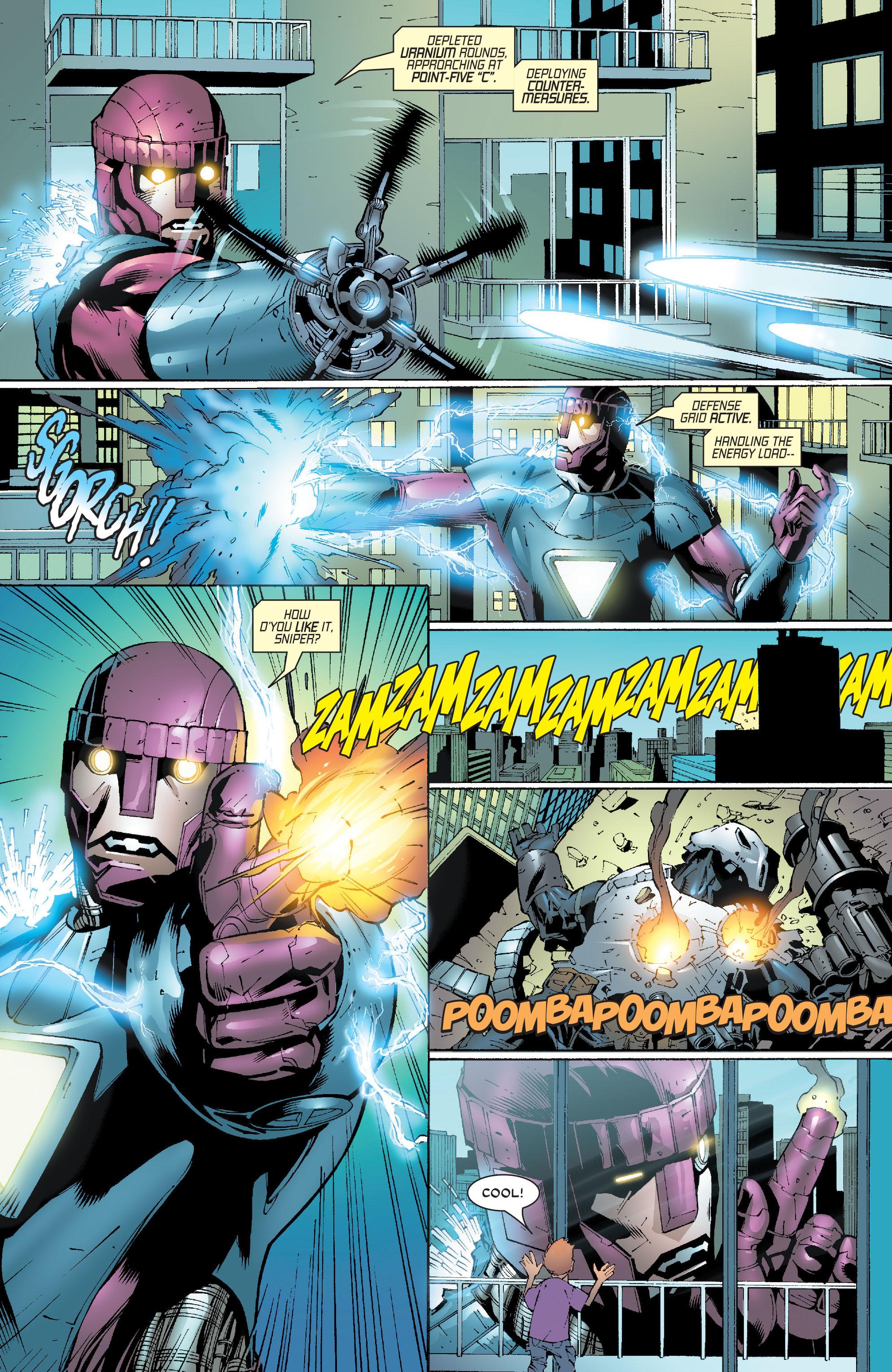Read online Uncanny X-Men (1963) comic -  Issue #471 - 15