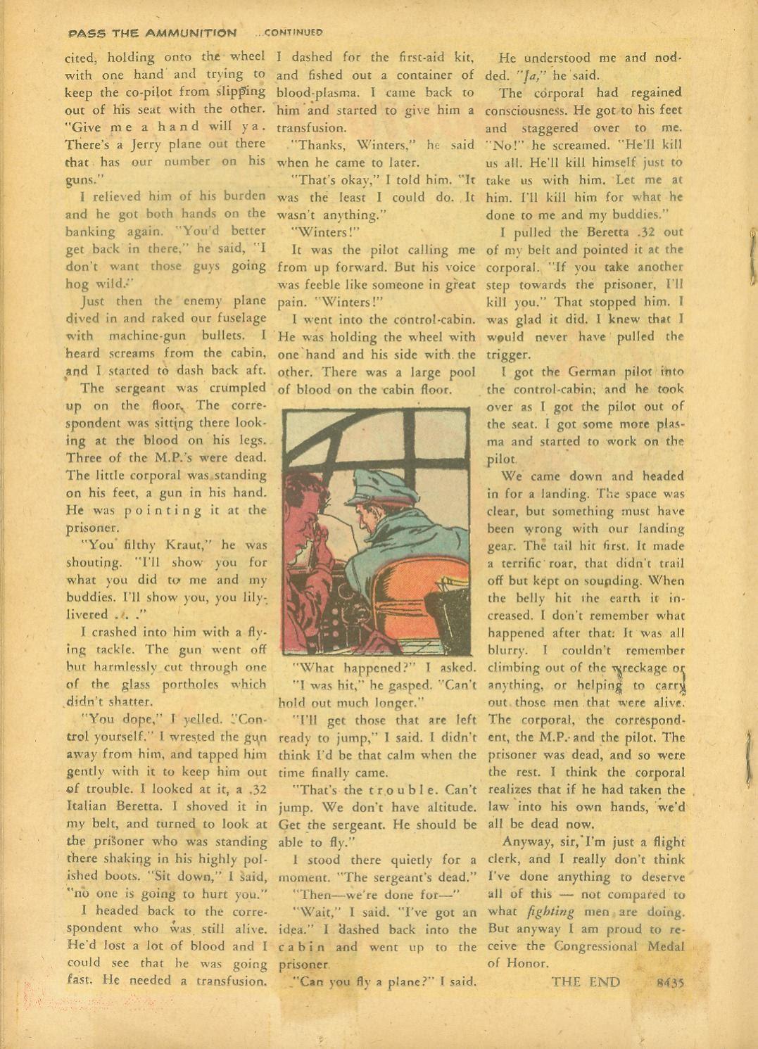 War Adventures issue 1 - Page 18