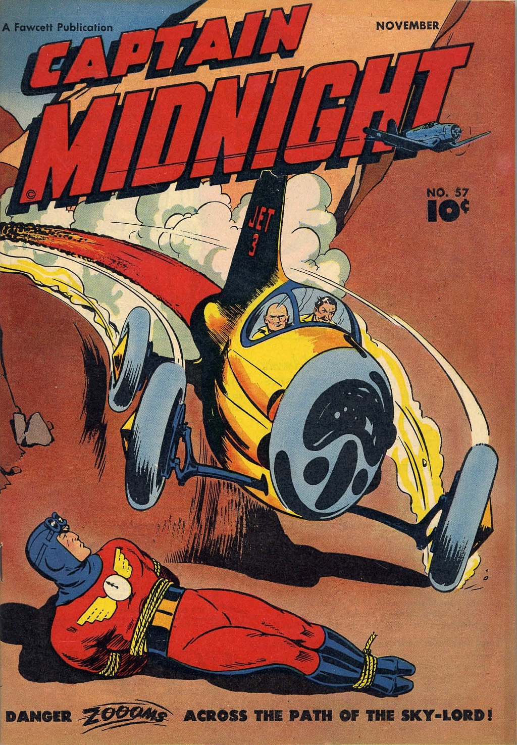 Captain Midnight (1942) issue 57 - Page 1