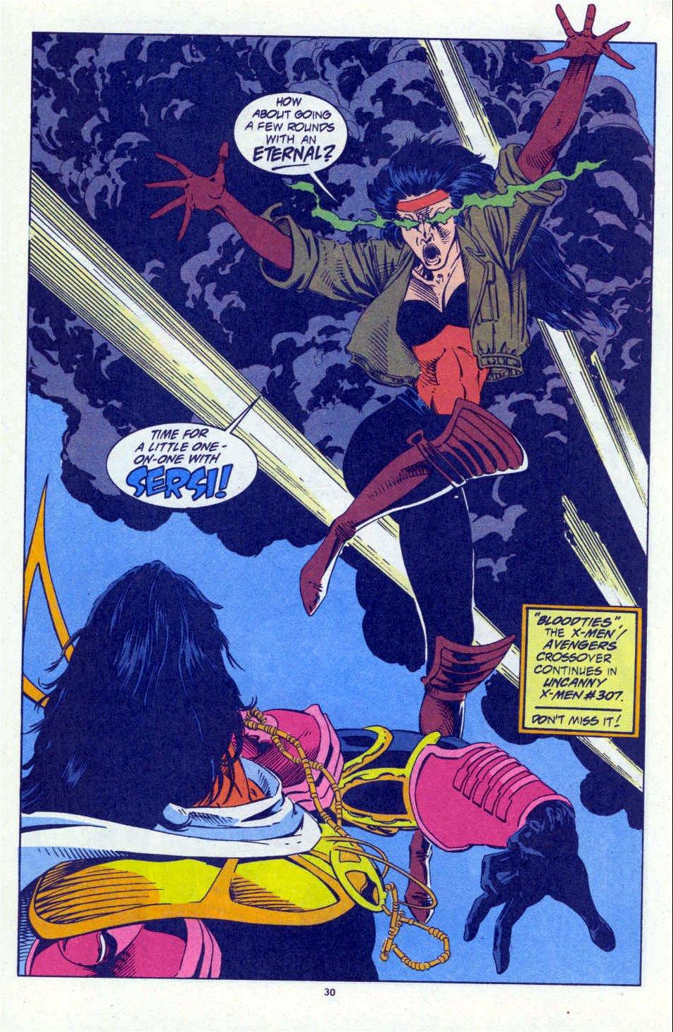 Avengers West Coast (1989) 101 Page 22