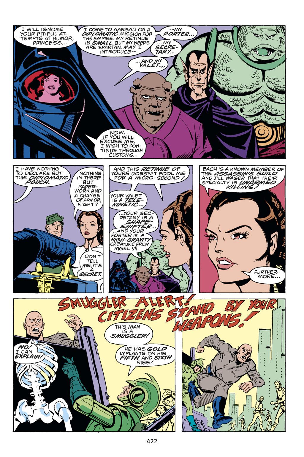 Read online Star Wars Omnibus comic -  Issue # Vol. 14 - 416