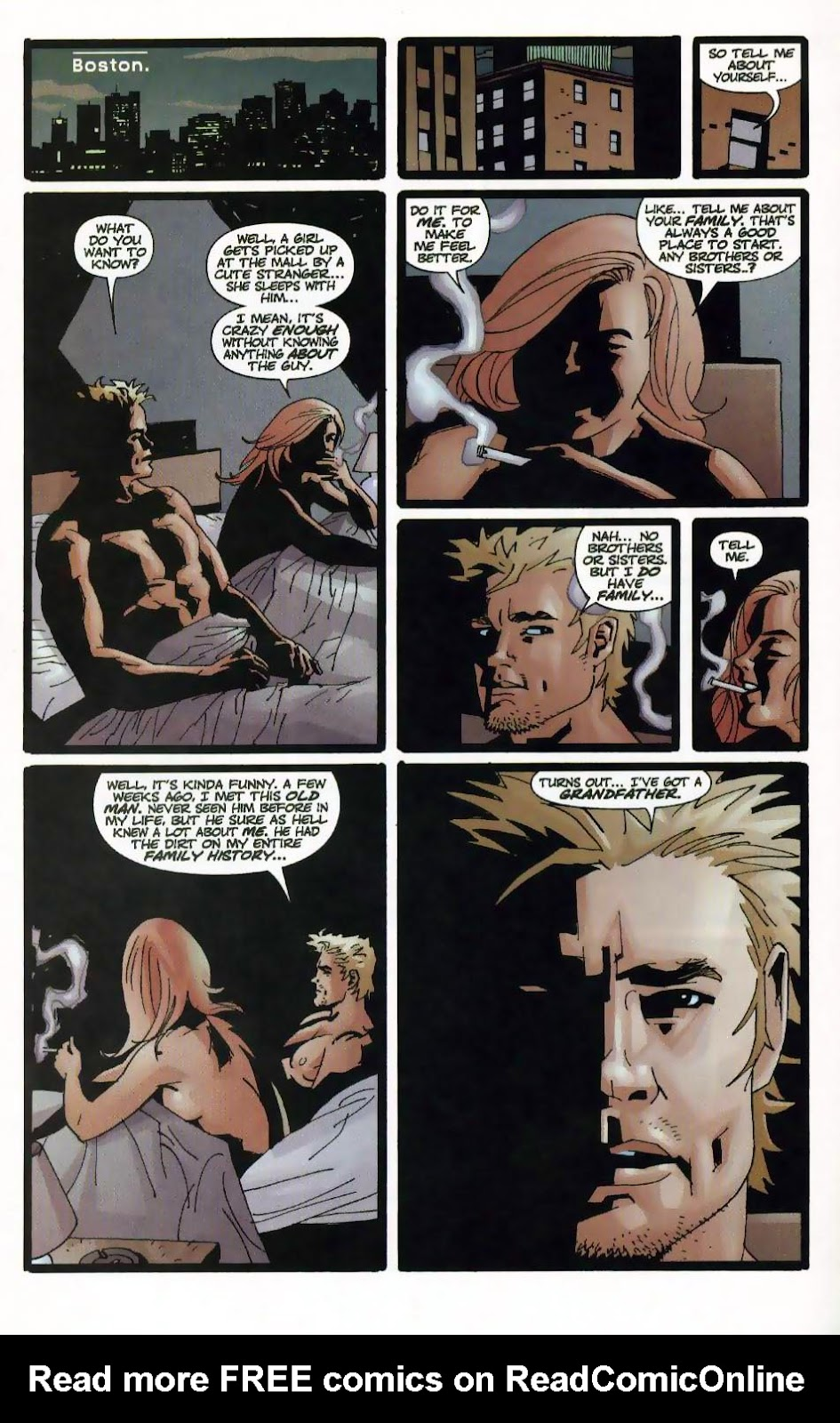 Wildcats (1999) Issue #14 #15 - English 22