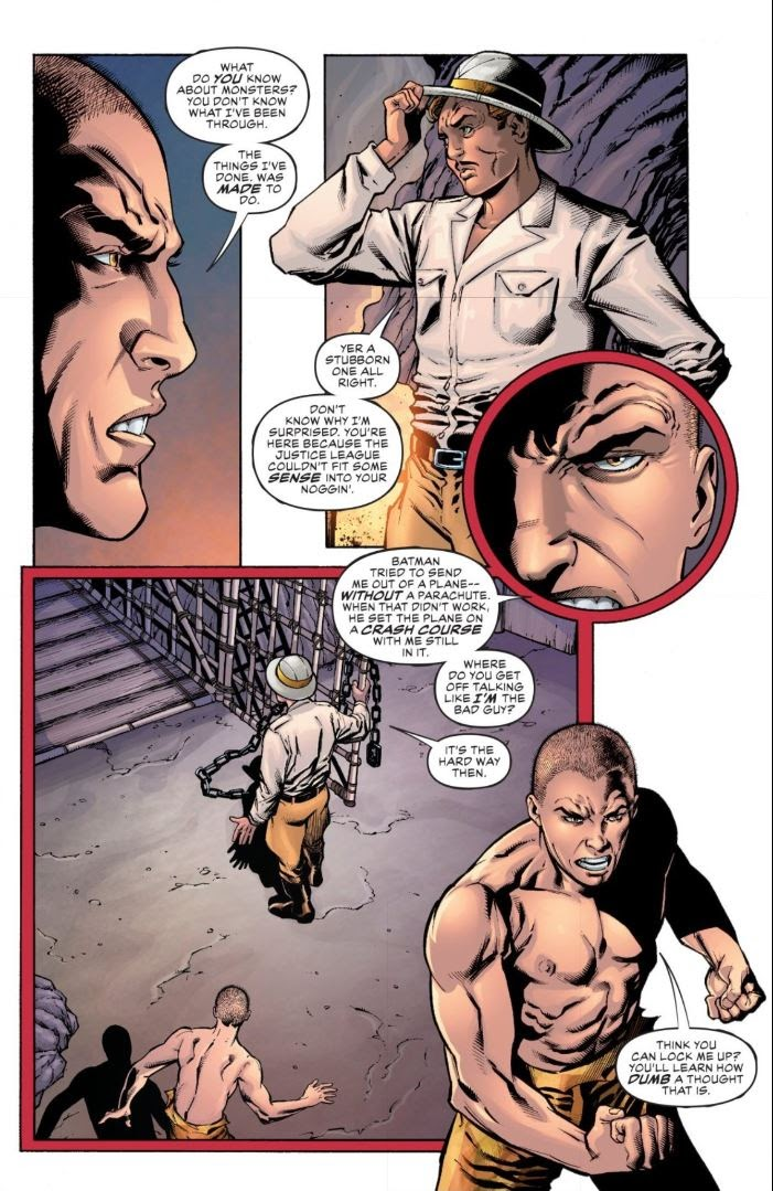 Read online Damage (2018) comic -  Issue #14 - 19