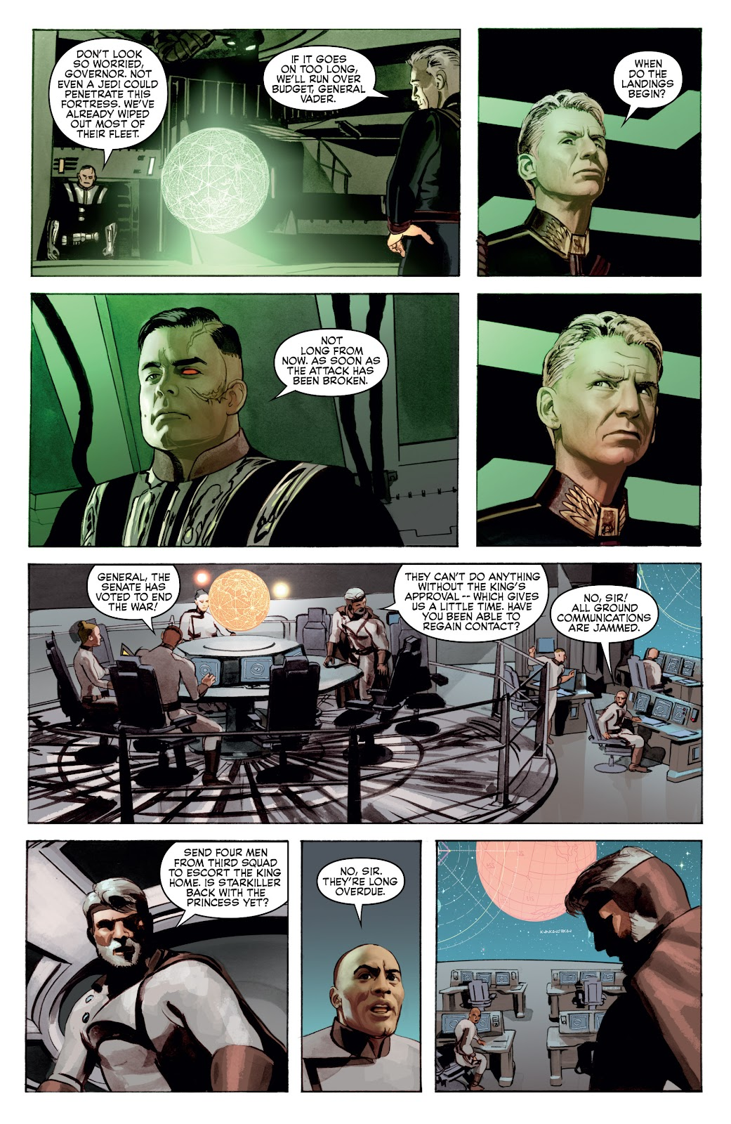 Read online Star Wars Legends: Infinities - Epic Collection comic -  Issue # TPB (Part 4) - 40