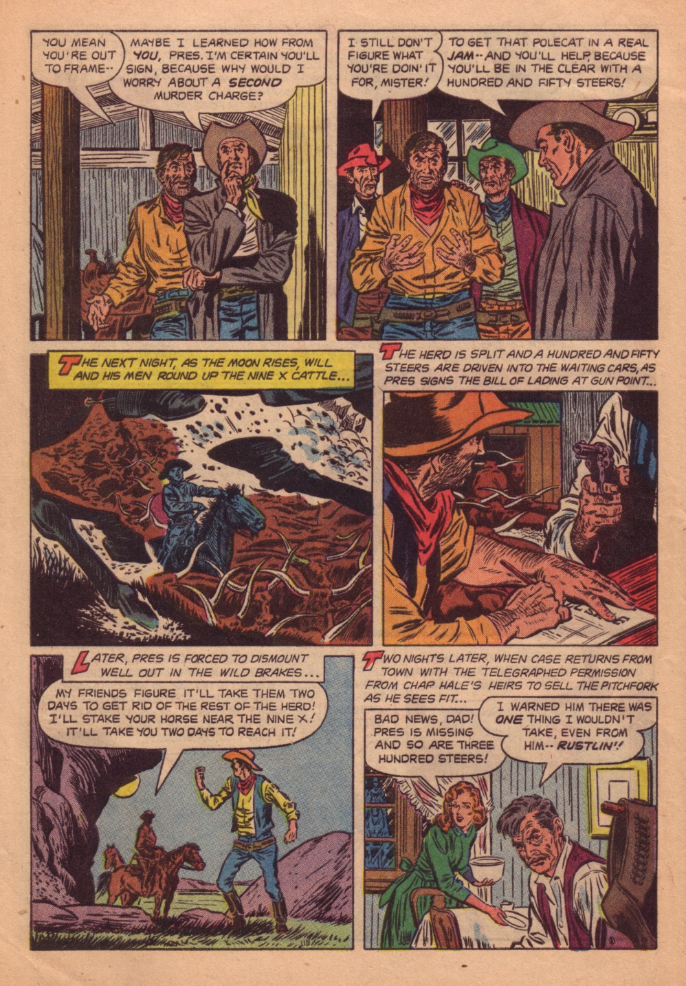 Four Color Comics issue 580 - Page 28