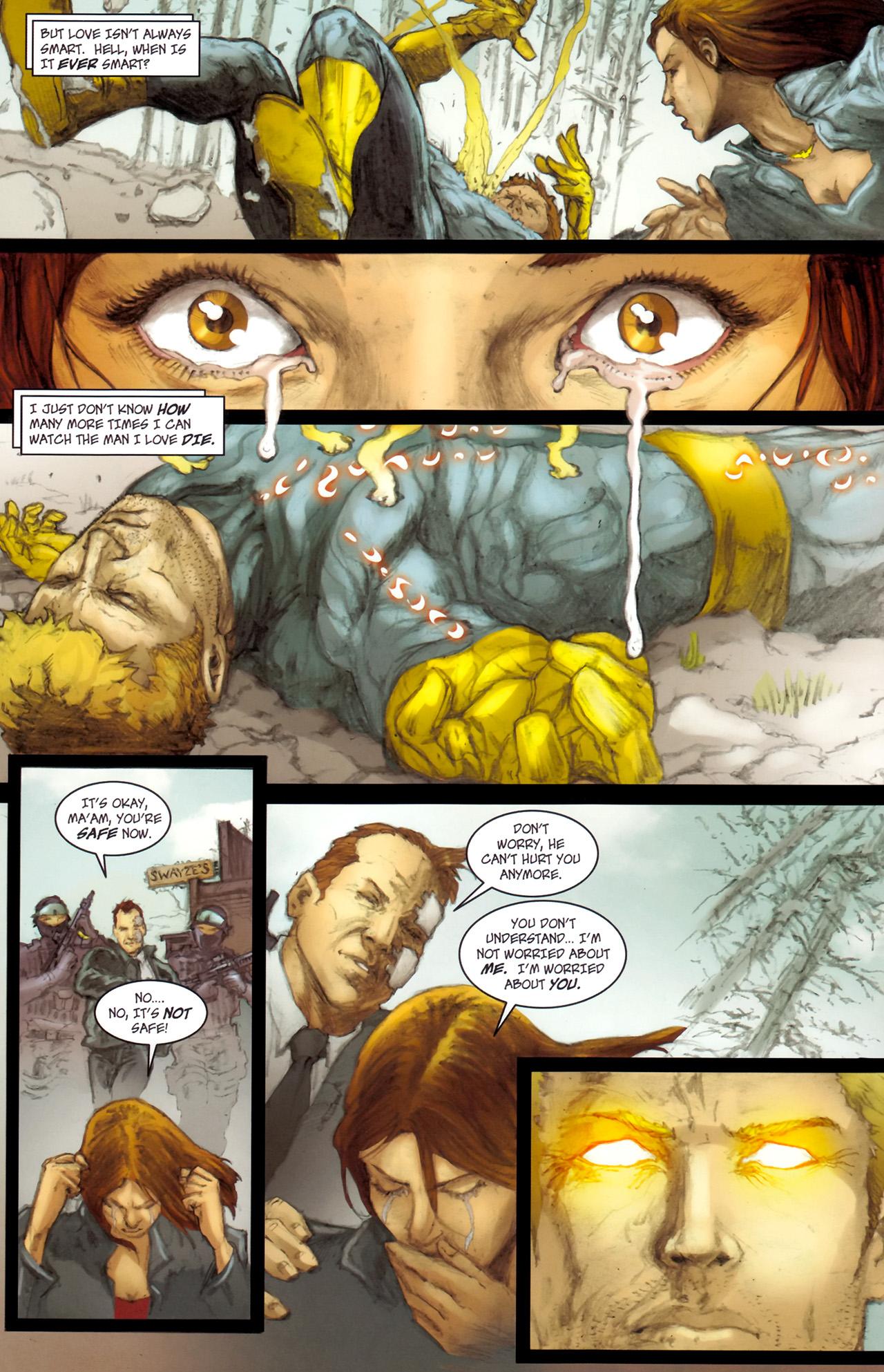 Read online Phoenix comic -  Issue #5 - 5