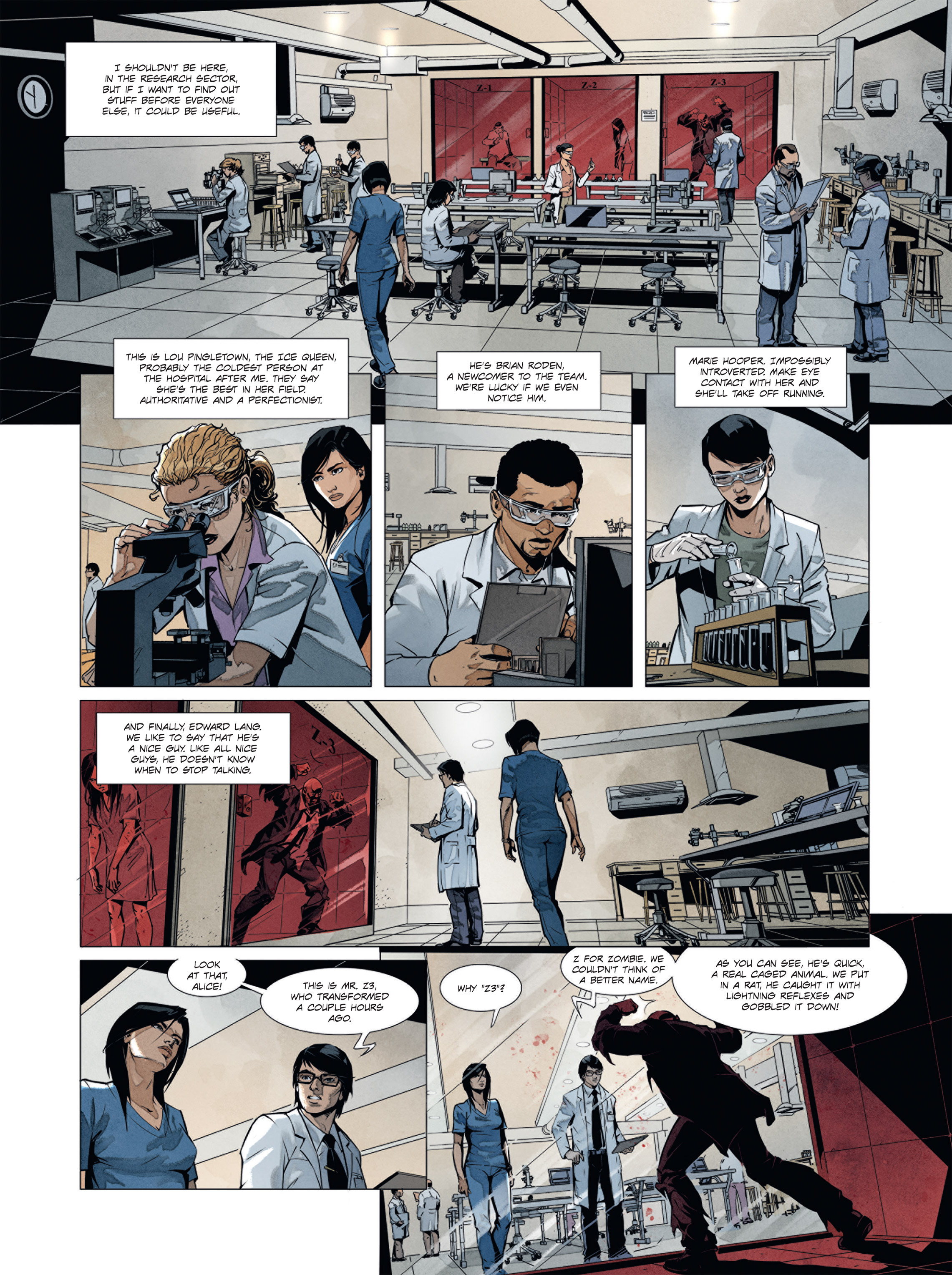 Read online Alice Matheson comic -  Issue #1 - 61