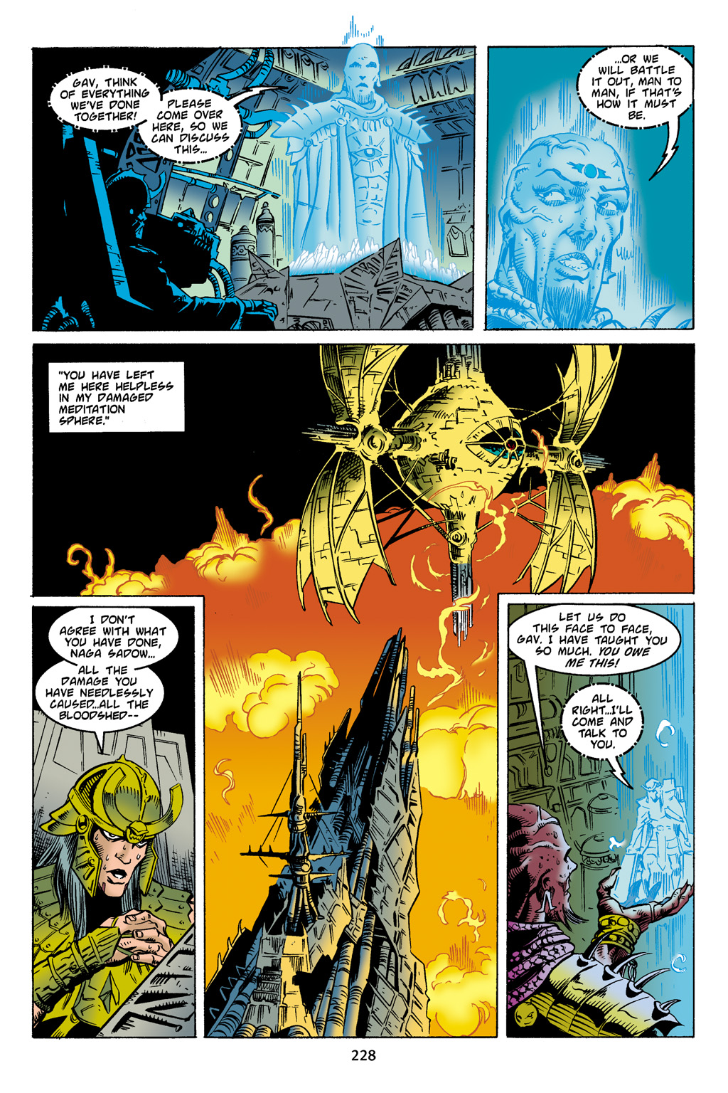 Read online Star Wars Omnibus comic -  Issue # Vol. 4 - 218